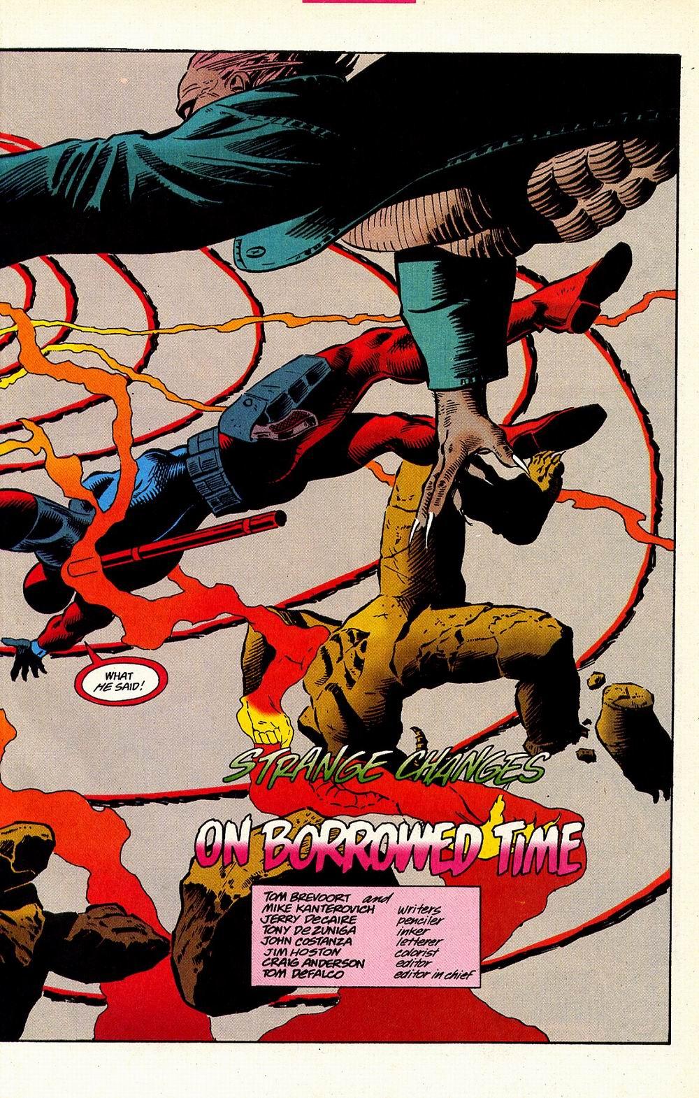 Read online Secret Defenders comic -  Issue #17 - 4