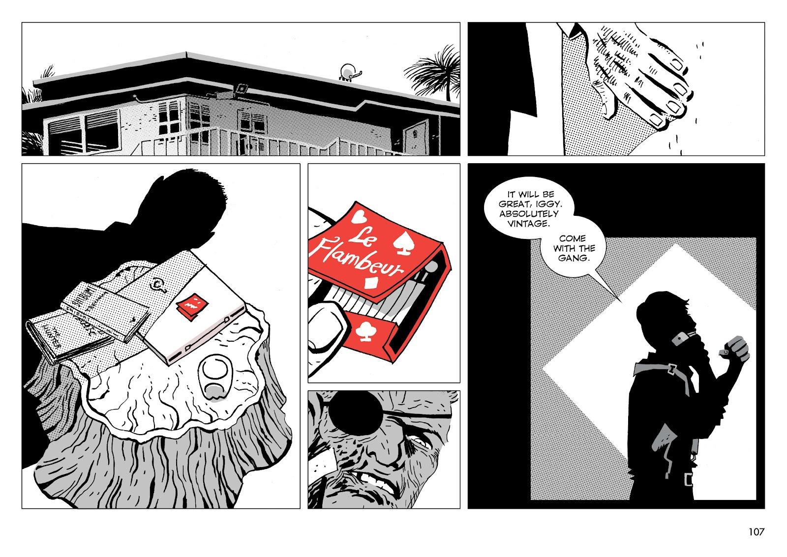 Read online Polar comic -  Issue # TPB The Kaiser Falls (Part 2) - 9