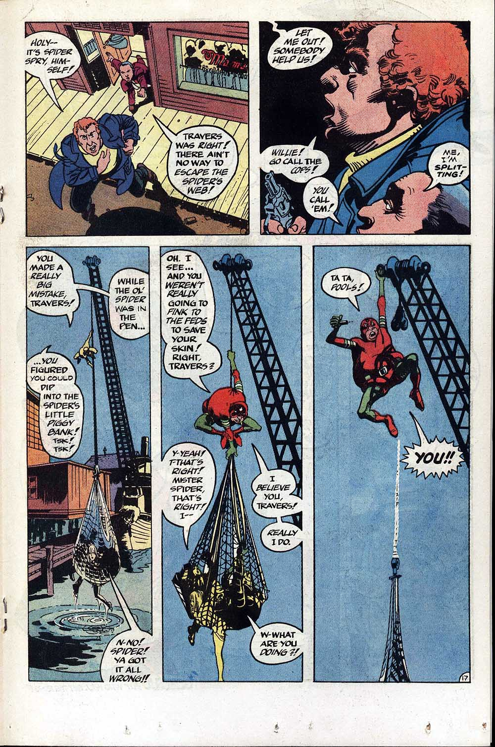 Read online The Fly (1983) comic -  Issue #1 - 18