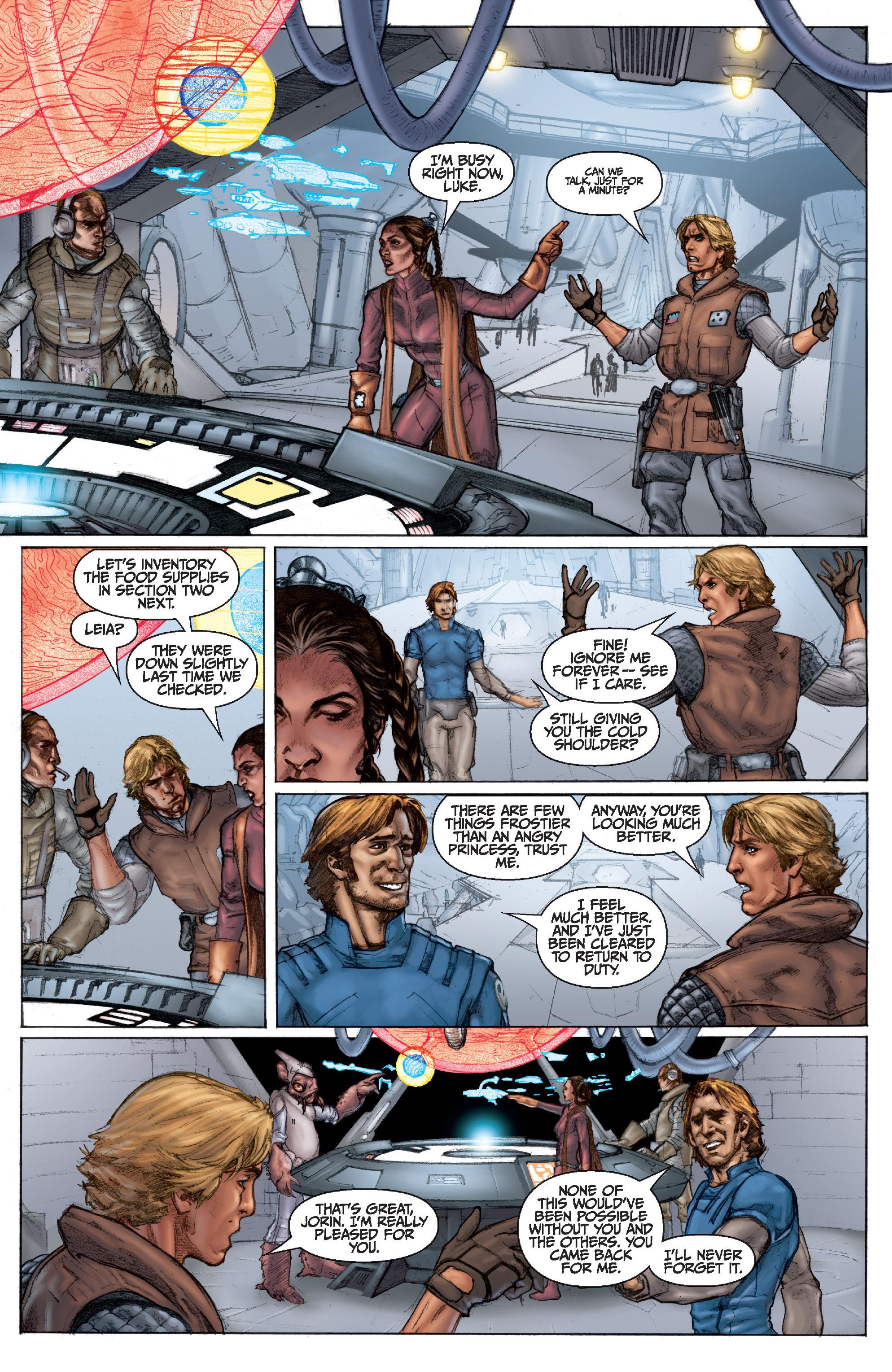 Read online Star Wars Omnibus comic -  Issue # Vol. 22 - 407