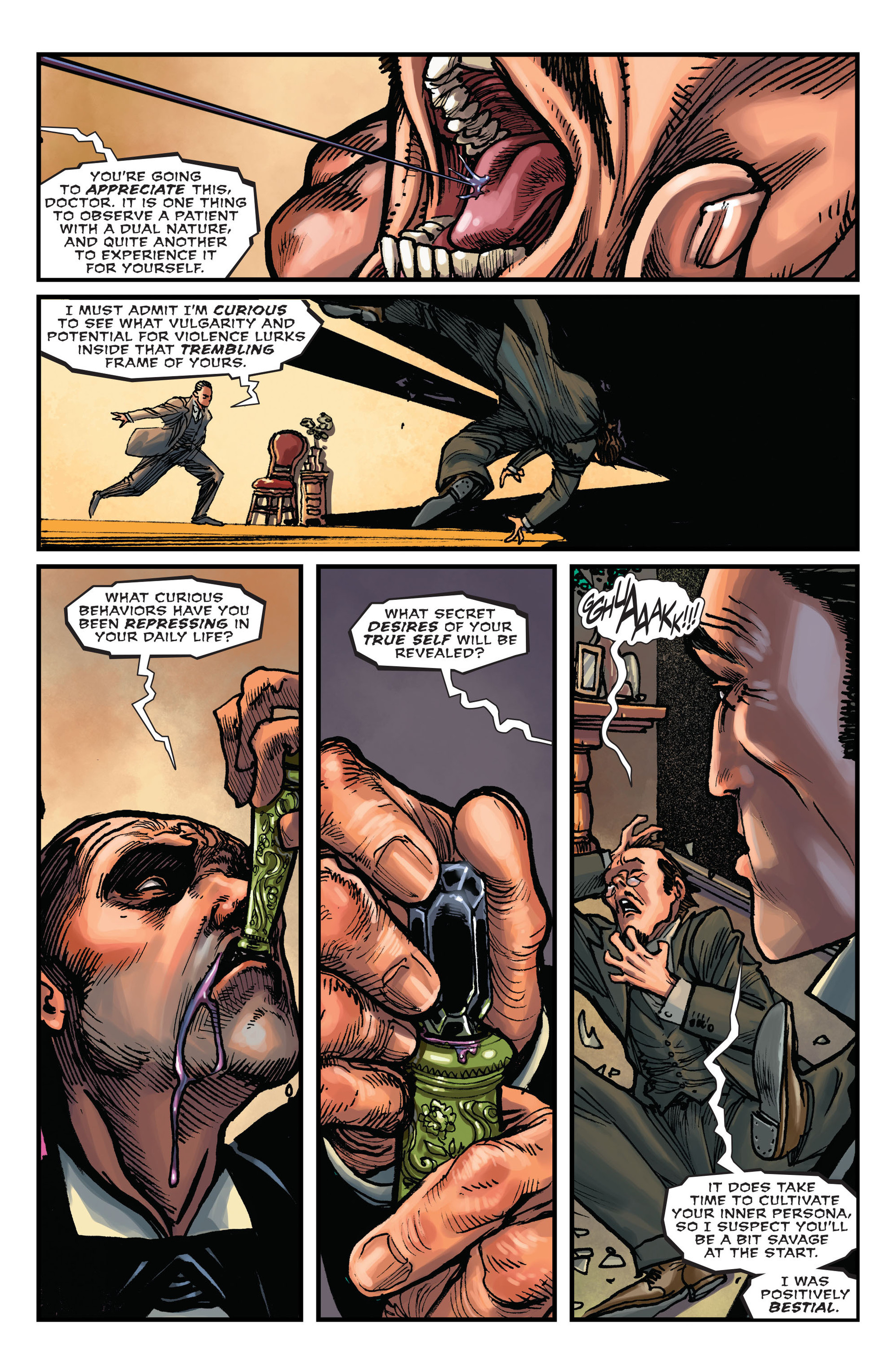 Read online All-Star Western (2011) comic -  Issue #15 - 3