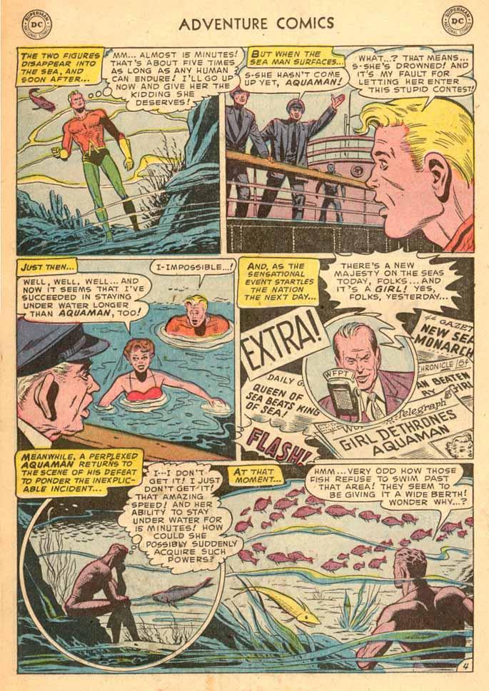 Read online Adventure Comics (1938) comic -  Issue #187 - 20