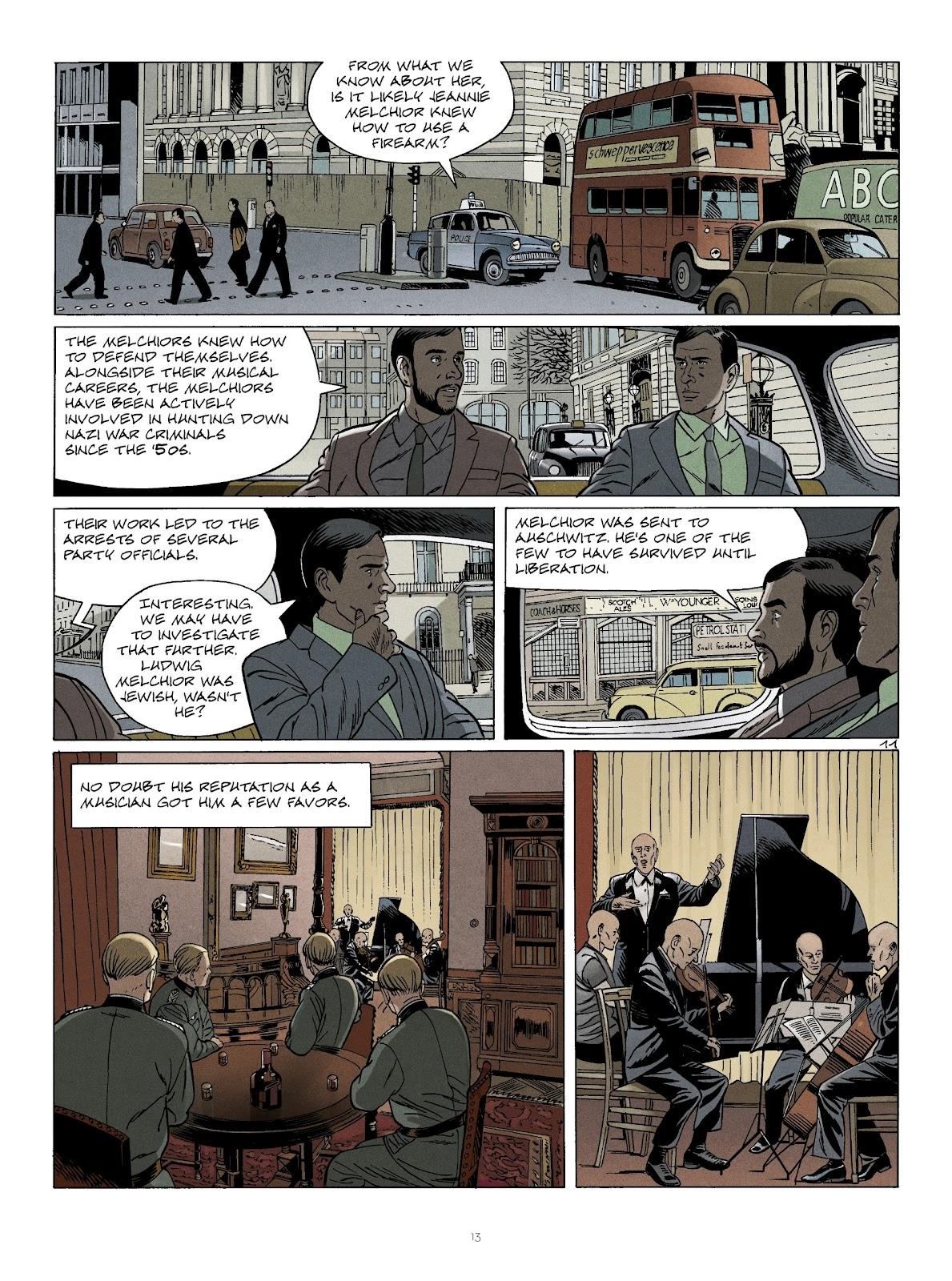 Read online Sherman comic -  Issue #7 - 13