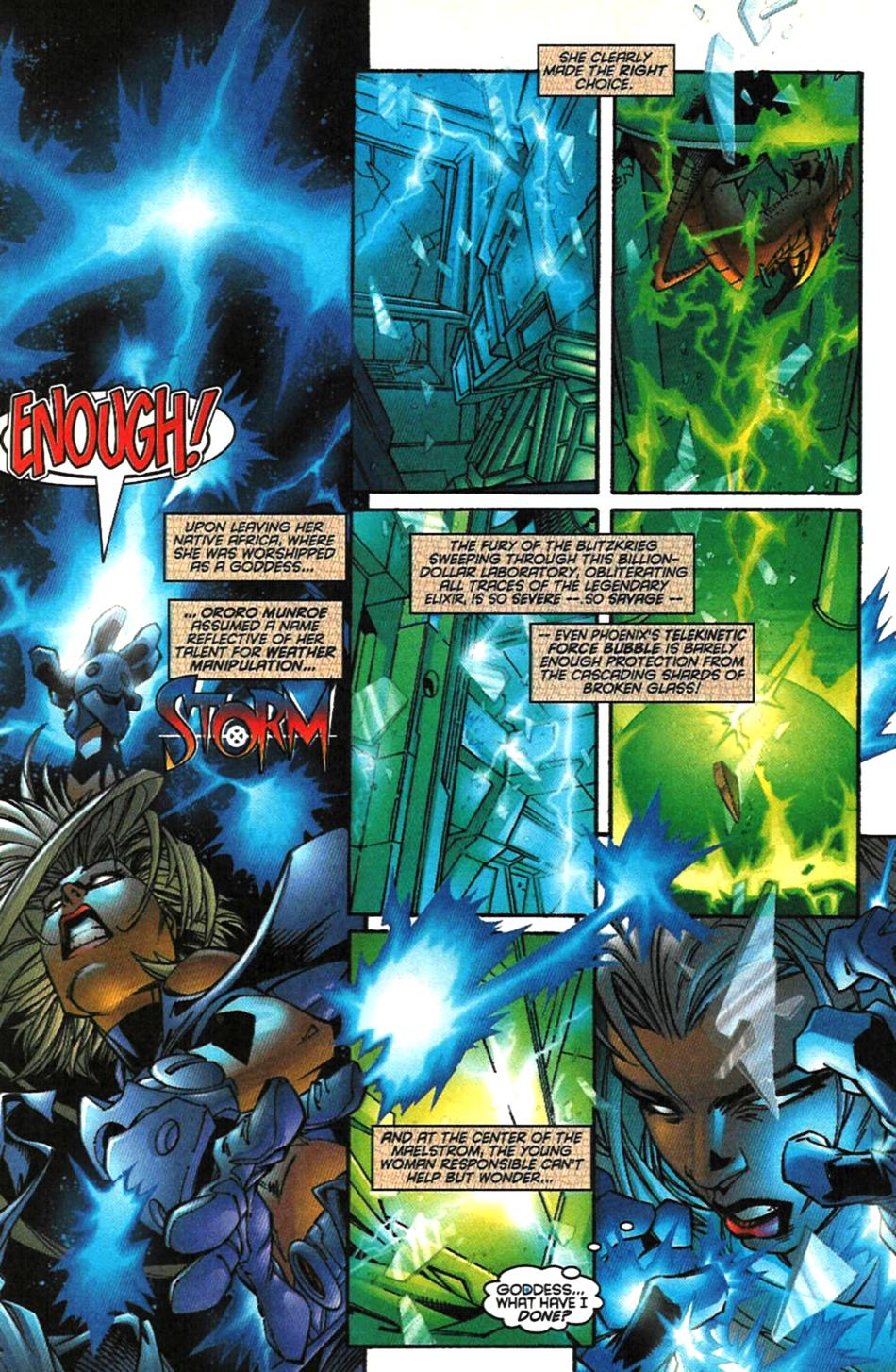 X-Men (1991) 64 Page 17