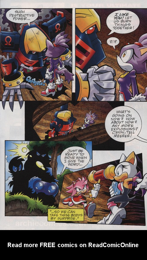 Read online Sonic Universe comic -  Issue #22 - 7
