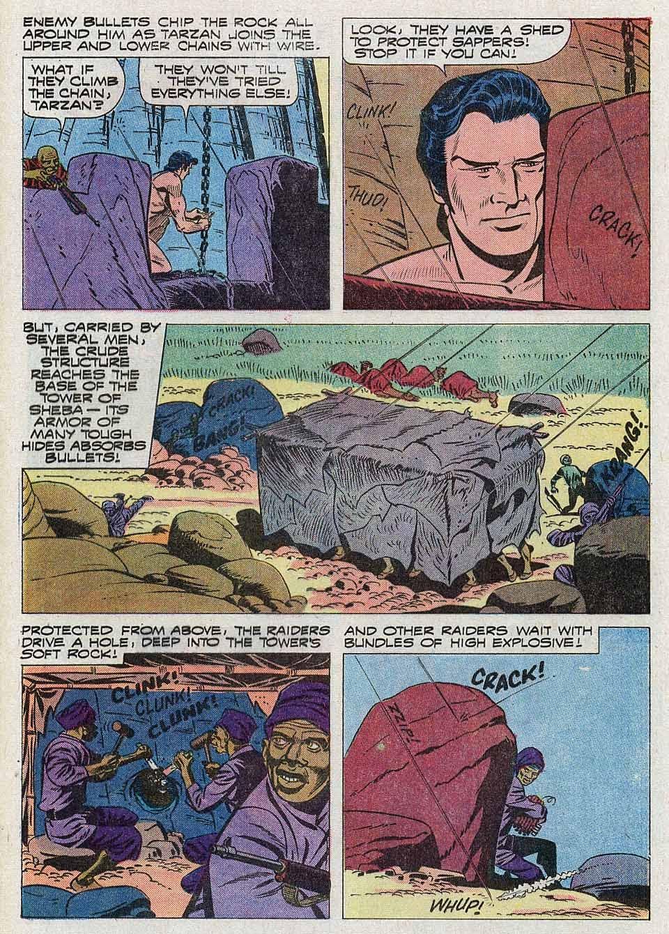 Tarzan (1962) issue 204 - Page 25