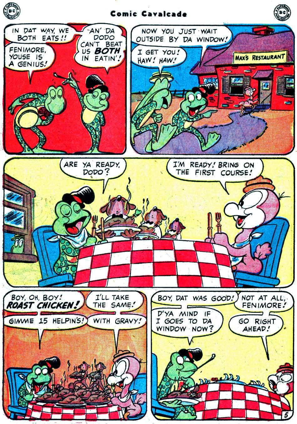Comic Cavalcade issue 32 - Page 70