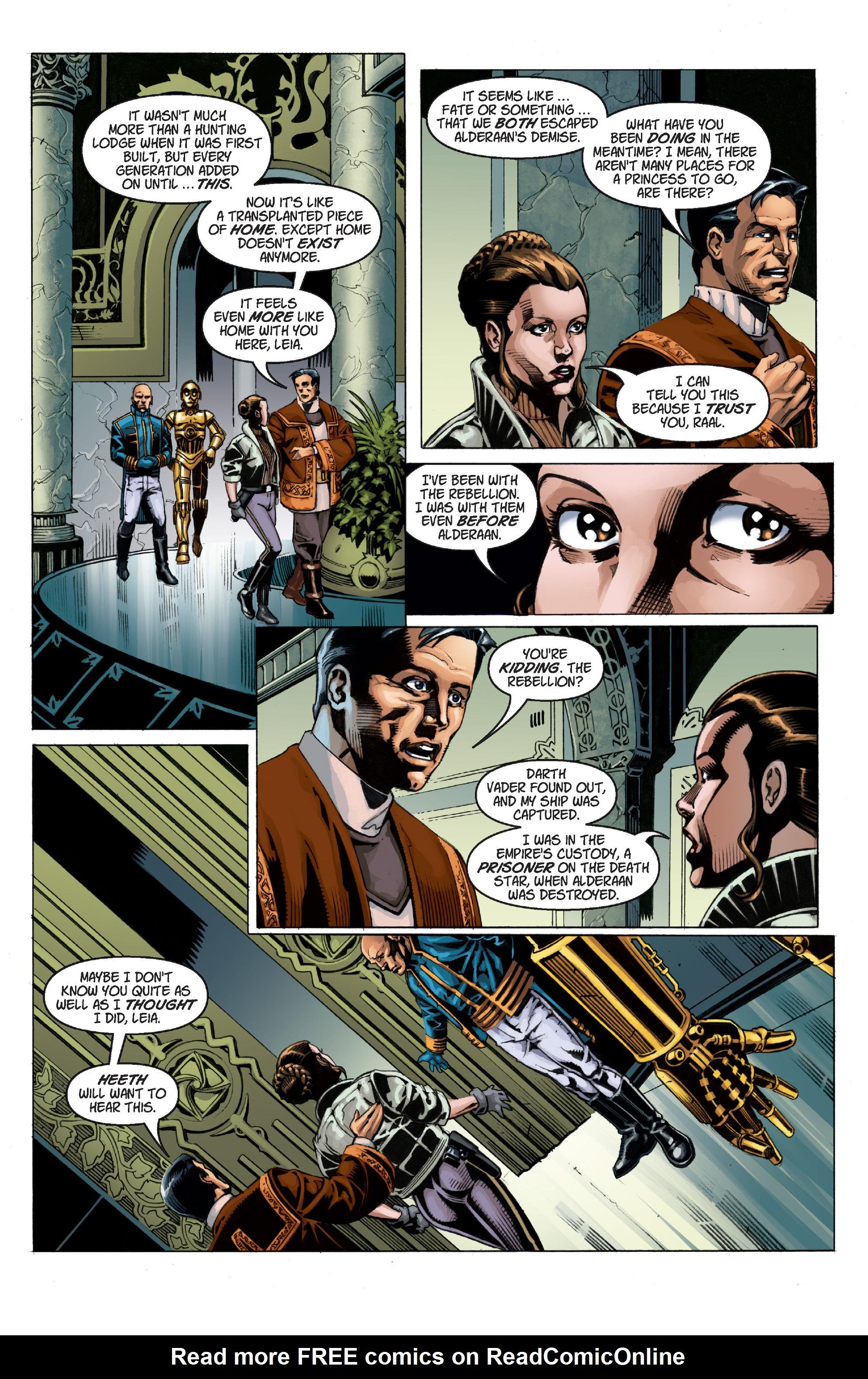 Read online Star Wars Omnibus comic -  Issue # Vol. 17 - 246