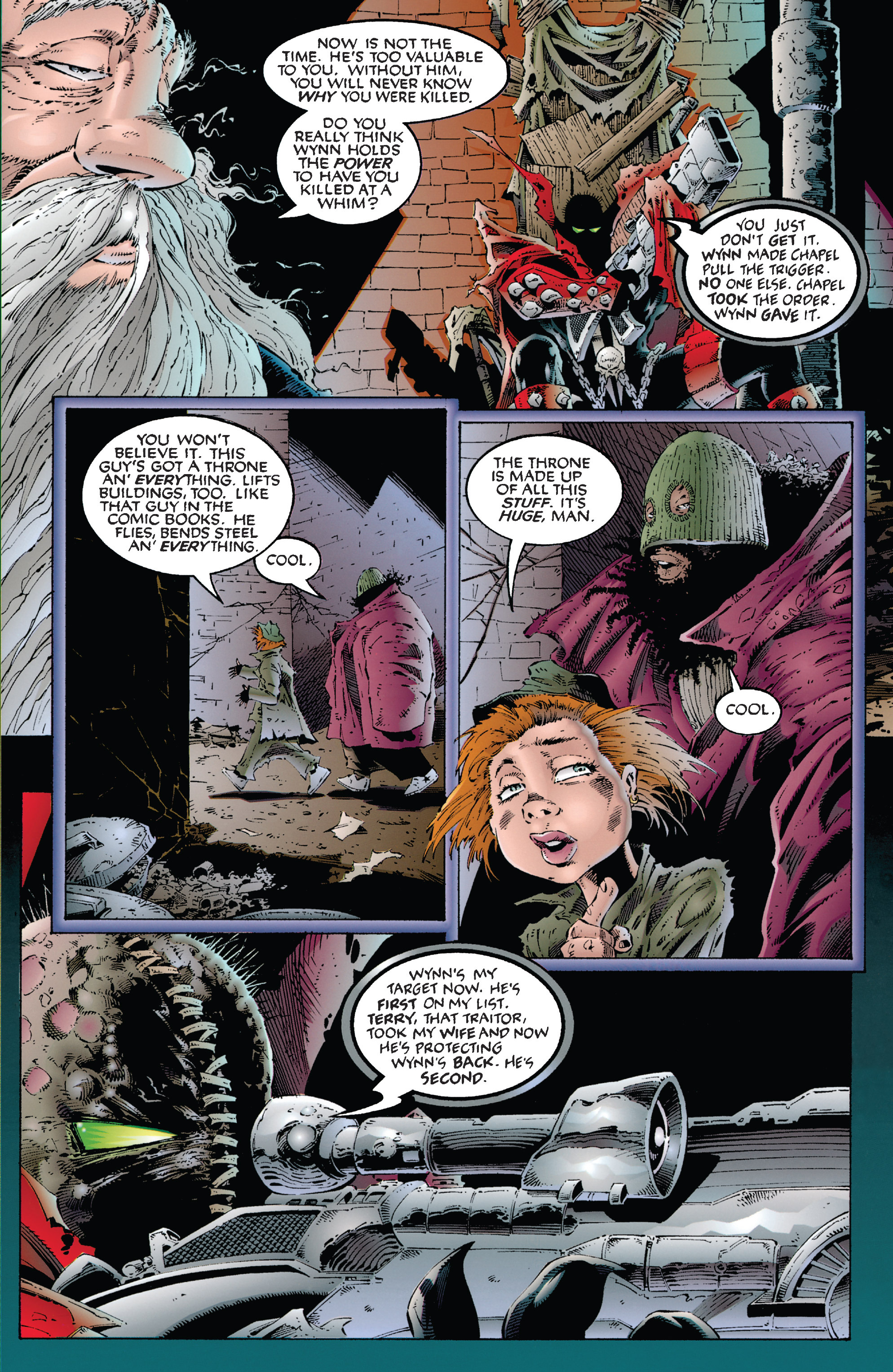 Spawn #38 Image Comics NM FREE Gemini Shipping