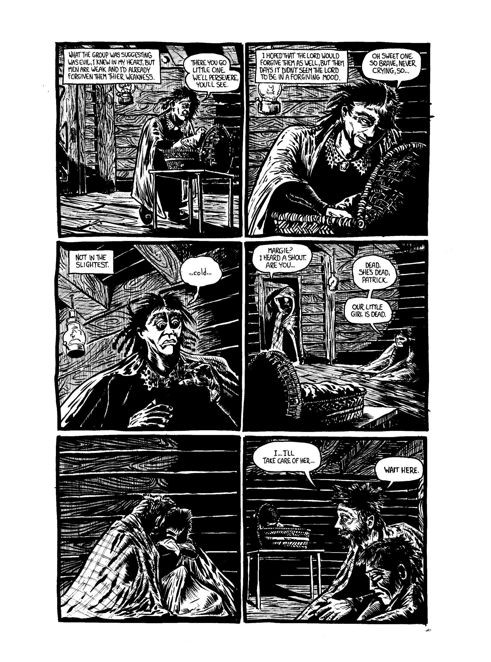 Read online FUBAR comic -  Issue #3 - 104