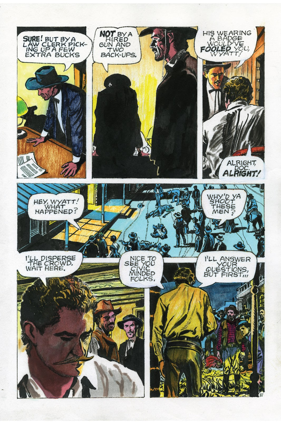 Read online Doug Wildey's Rio: The Complete Saga comic -  Issue # TPB (Part 3) - 19