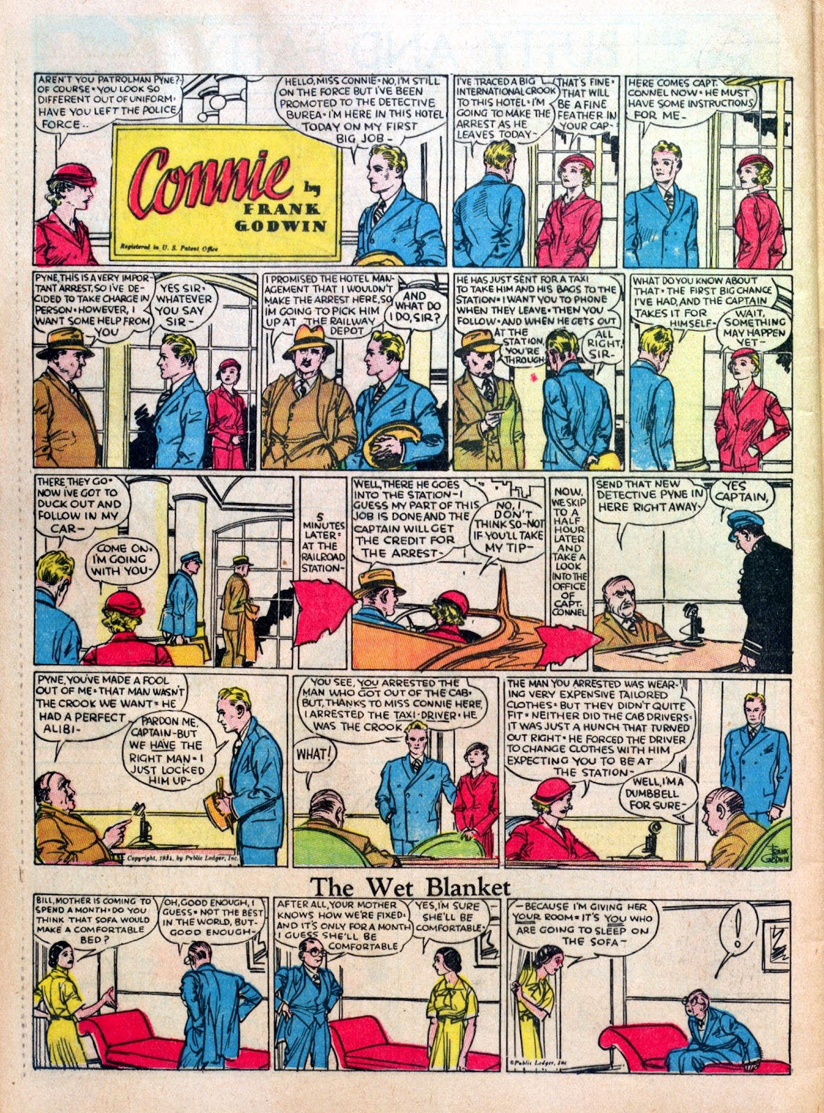 Read online Famous Funnies comic -  Issue #10 - 62
