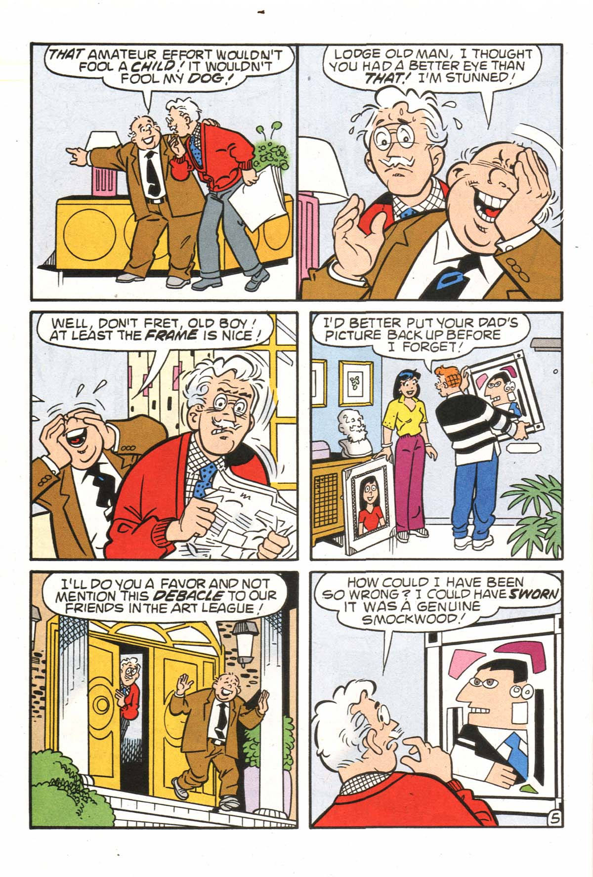 Read online Archie (1960) comic -  Issue #523 - 27