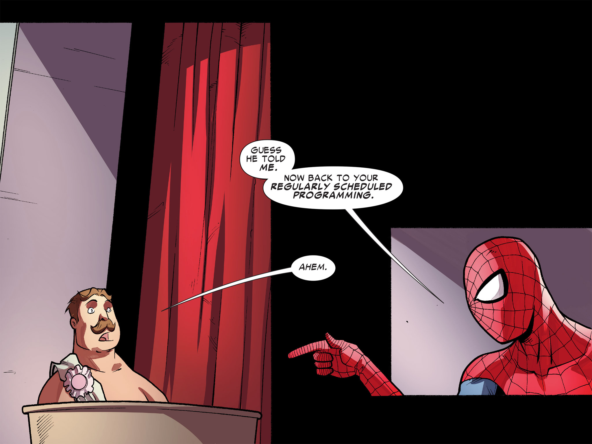 Read online Ultimate Spider-Man (Infinite Comics) (2016) comic -  Issue #10 - 65