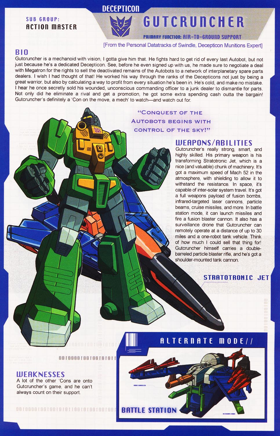 Read online Transformers: More than Meets the Eye comic -  Issue #3 - 17