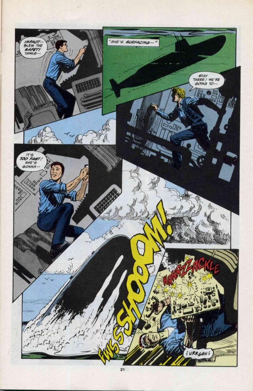 Read online Doctor Zero comic -  Issue #6 - 23