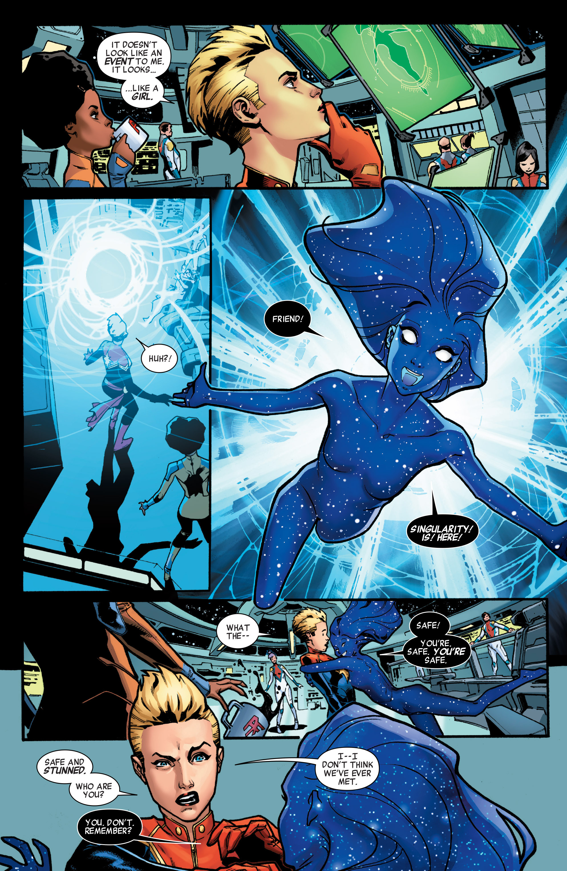 Read online A-Force (2016) comic -  Issue #1 - 6