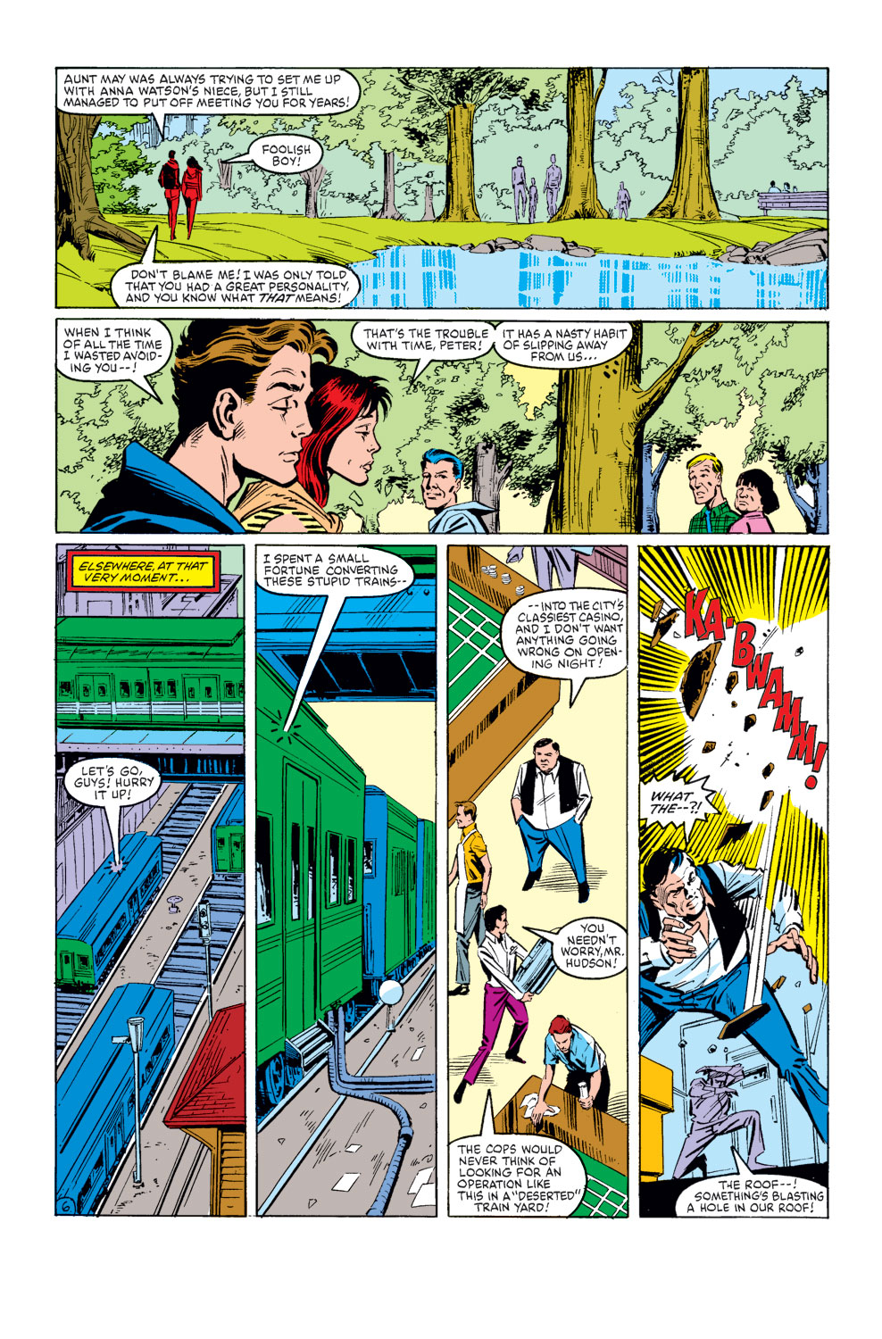 The Amazing Spider-Man (1963) 259 Page 6