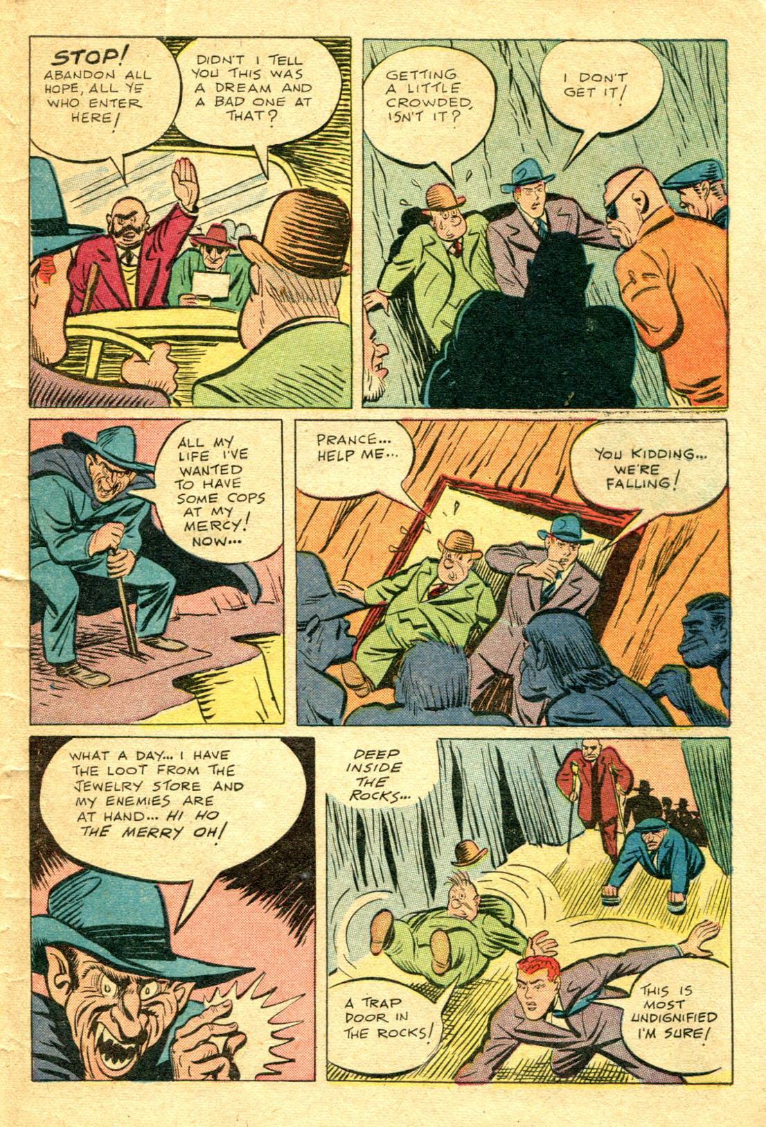 Read online Shadow Comics comic -  Issue #75 - 42