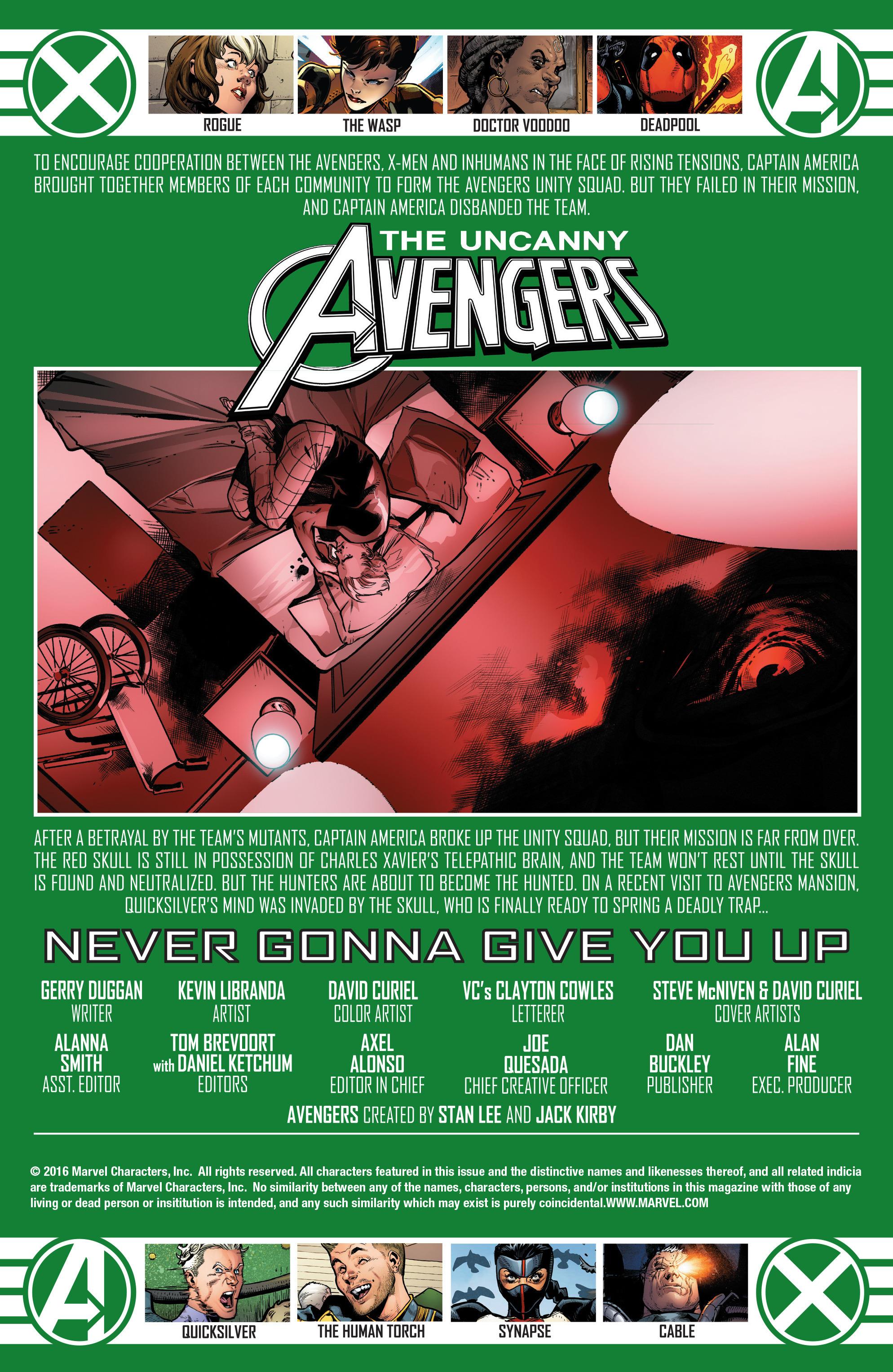 Read online Uncanny Avengers [II] comic -  Issue #18 - 2