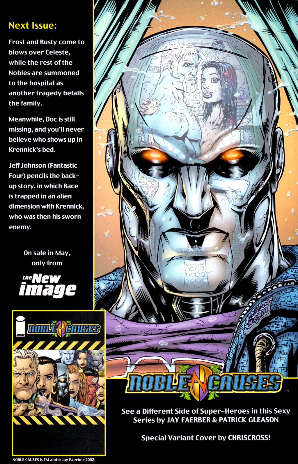 Read online Noble Causes (2002) comic -  Issue #2 - 28