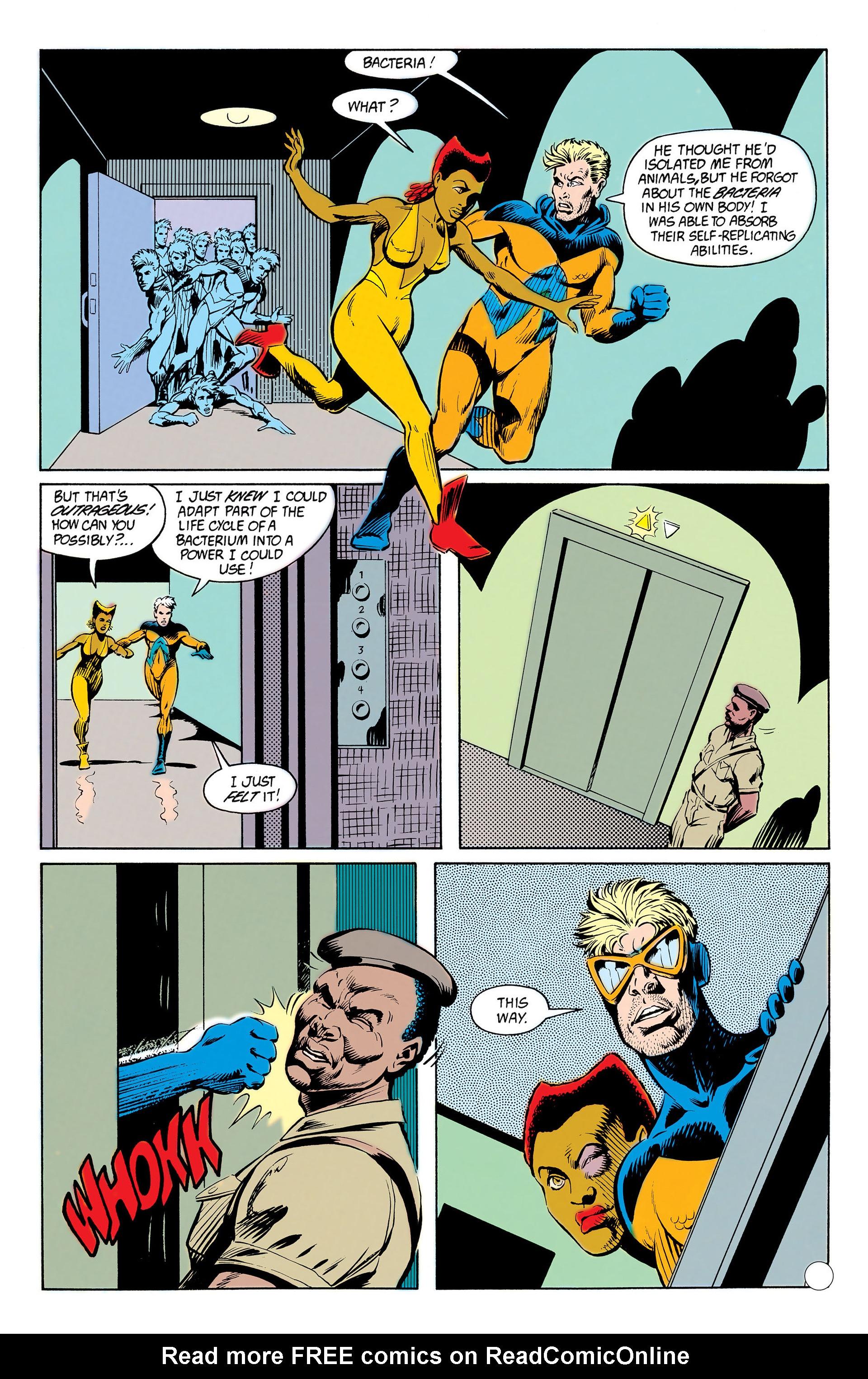 Read online Animal Man (1988) comic -  Issue #12 - 4