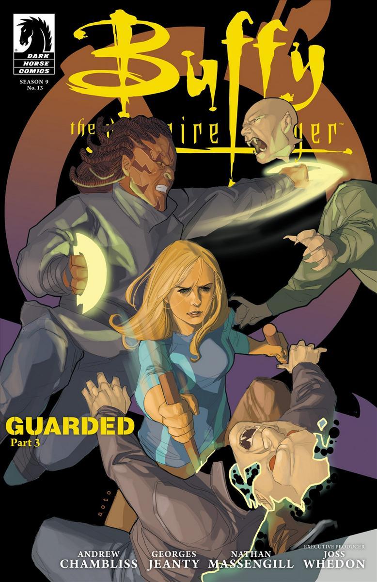 Buffy the Vampire Slayer Season Nine 13 Page 1
