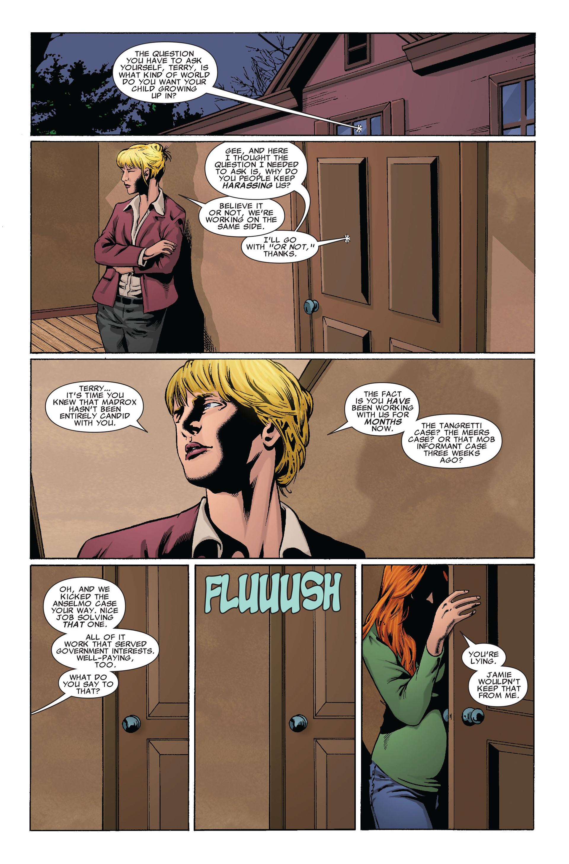 Read online X-Factor (2006) comic -  Issue #37 - 11