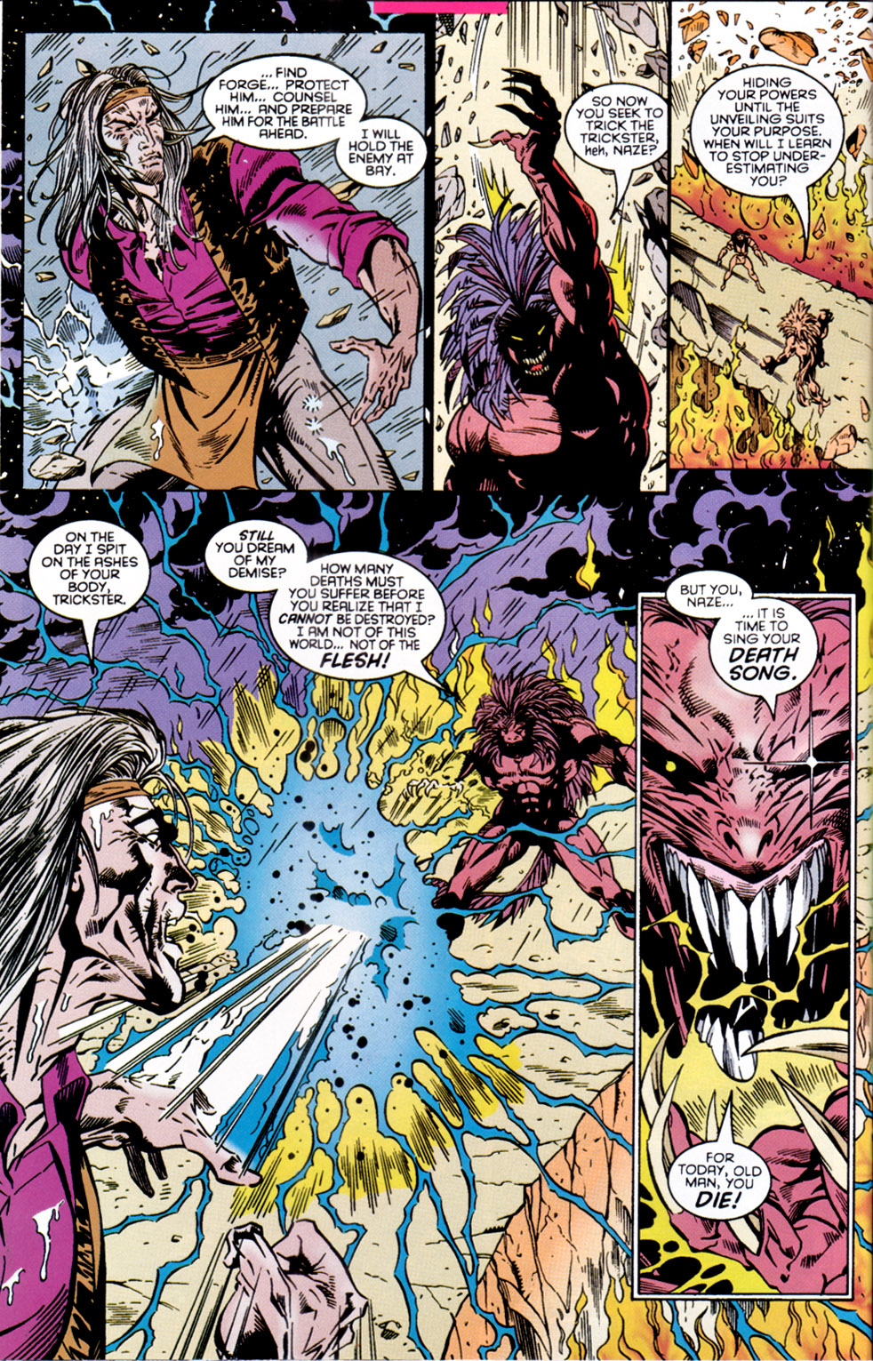 Read online X-Factor (1986) comic -  Issue #118 - 17
