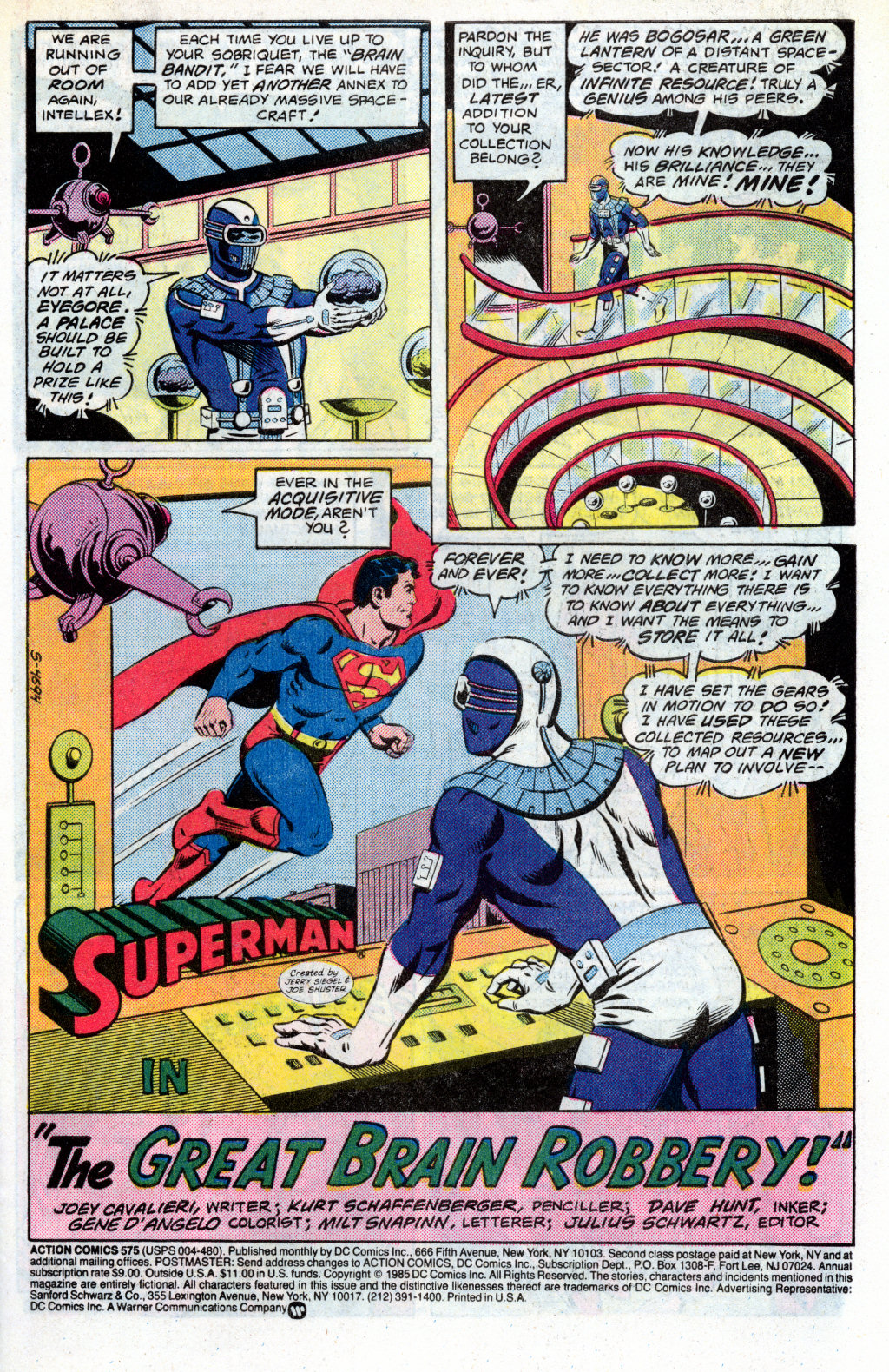 Action Comics (1938) 575 Page 2