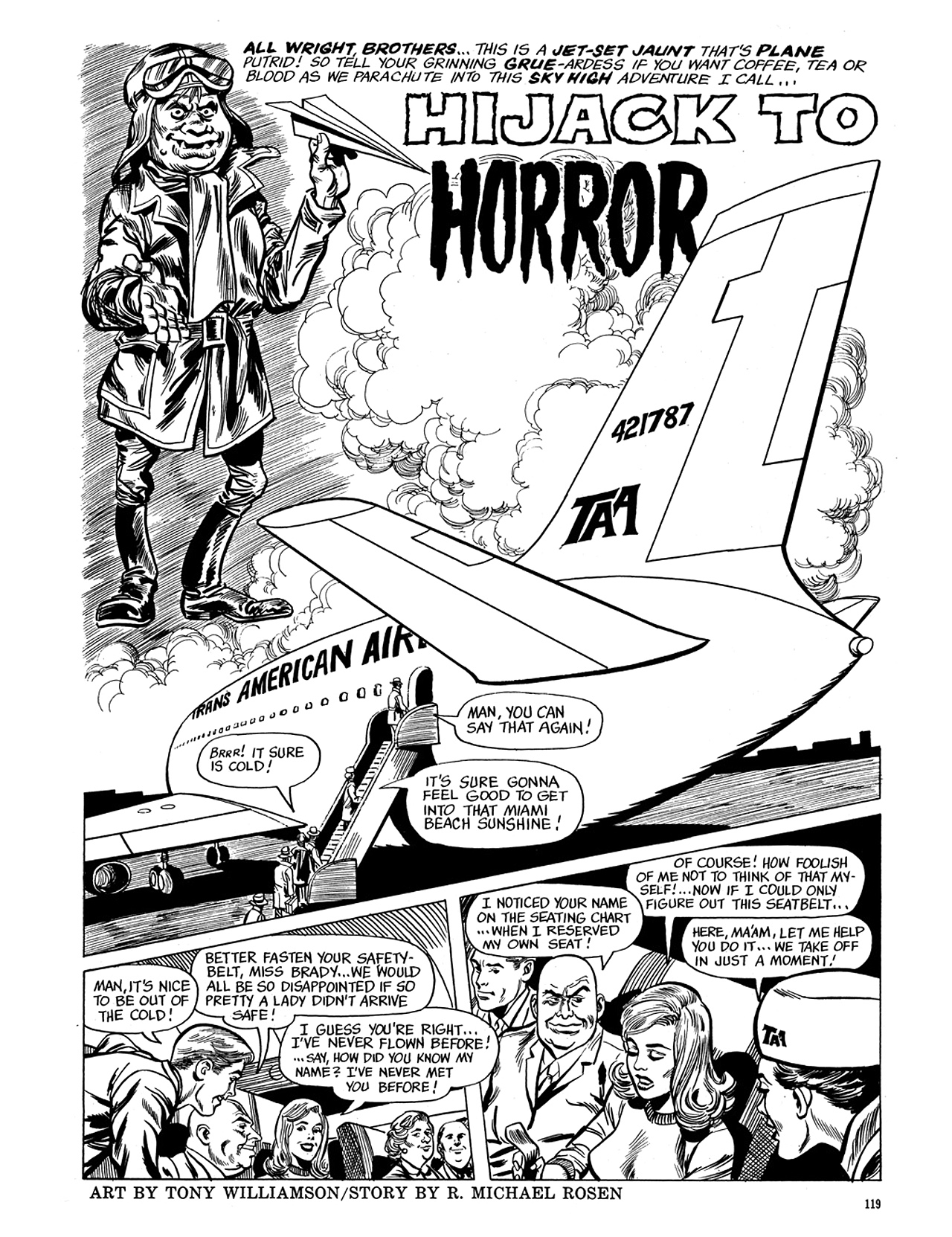 Read online Eerie Archives comic -  Issue # TPB 5 - 120