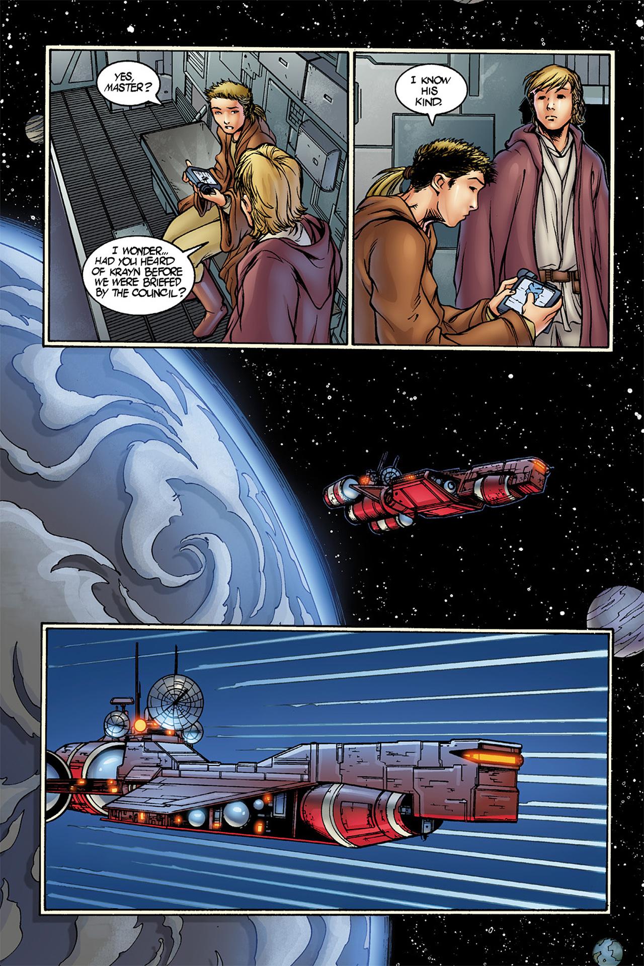 Read online Star Wars Omnibus comic -  Issue # Vol. 10 - 154