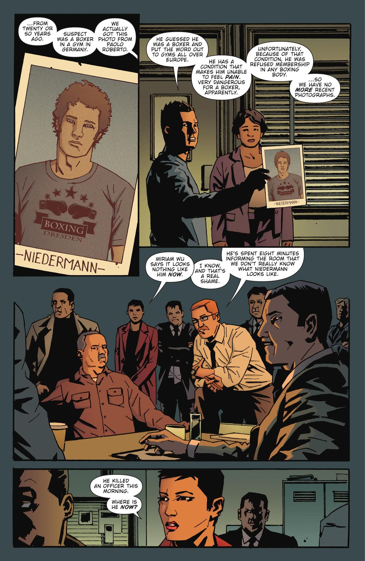 Read online The Girl Who Kicked The Hornet's Nest comic -  Issue # TPB - 26
