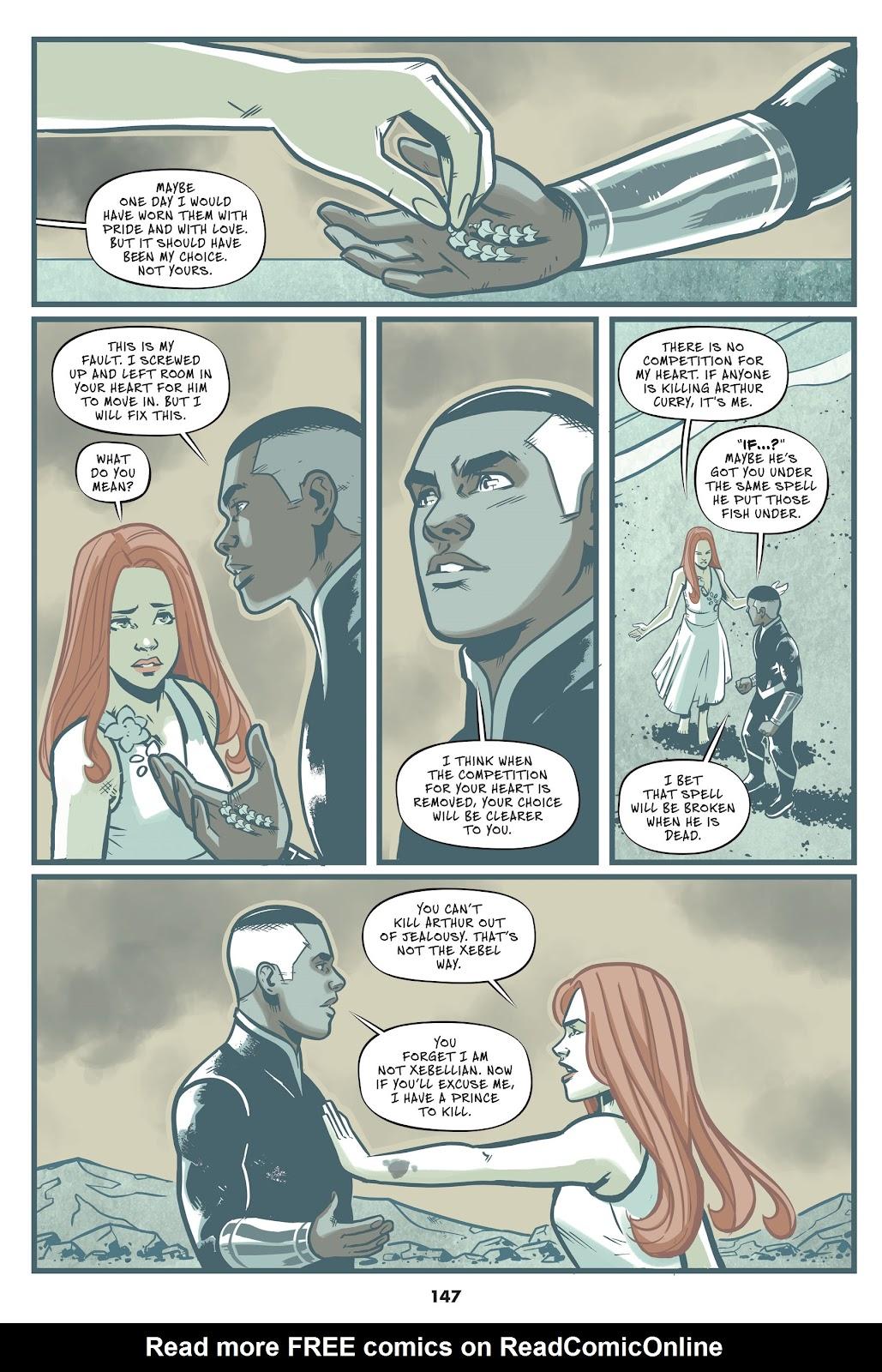 Read online Mera: Tidebreaker comic -  Issue # TPB (Part 2) - 47