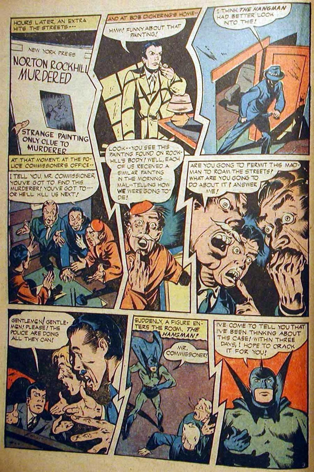 Hangman Comics issue 5 - Page 34