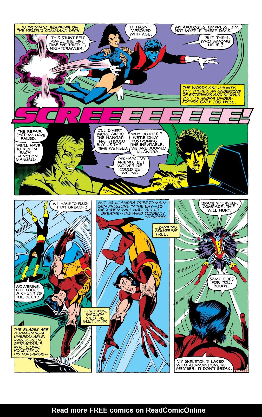 Uncanny X-Men (1963) issue 165 - Page 4