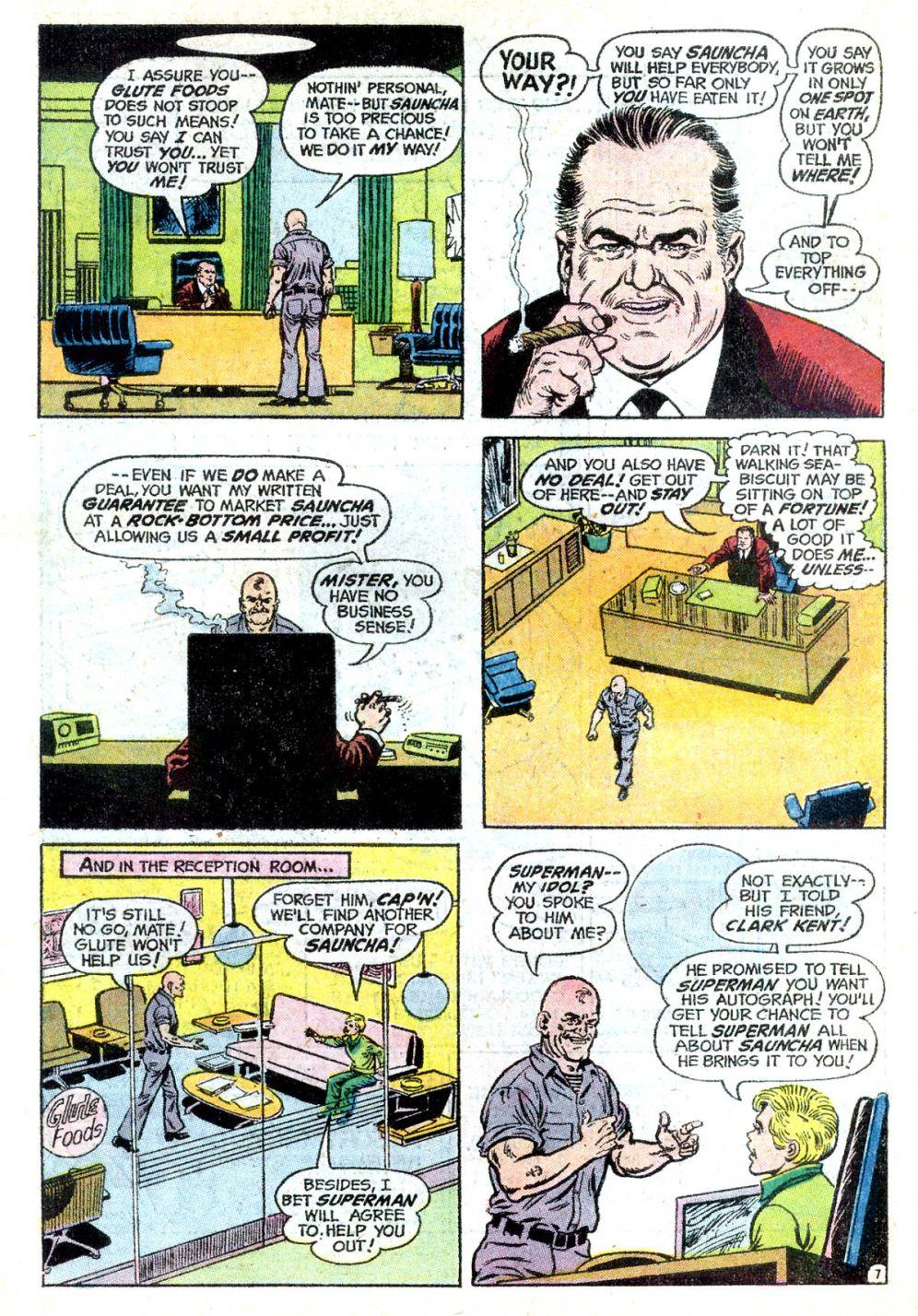 Action Comics (1938) 421 Page 9