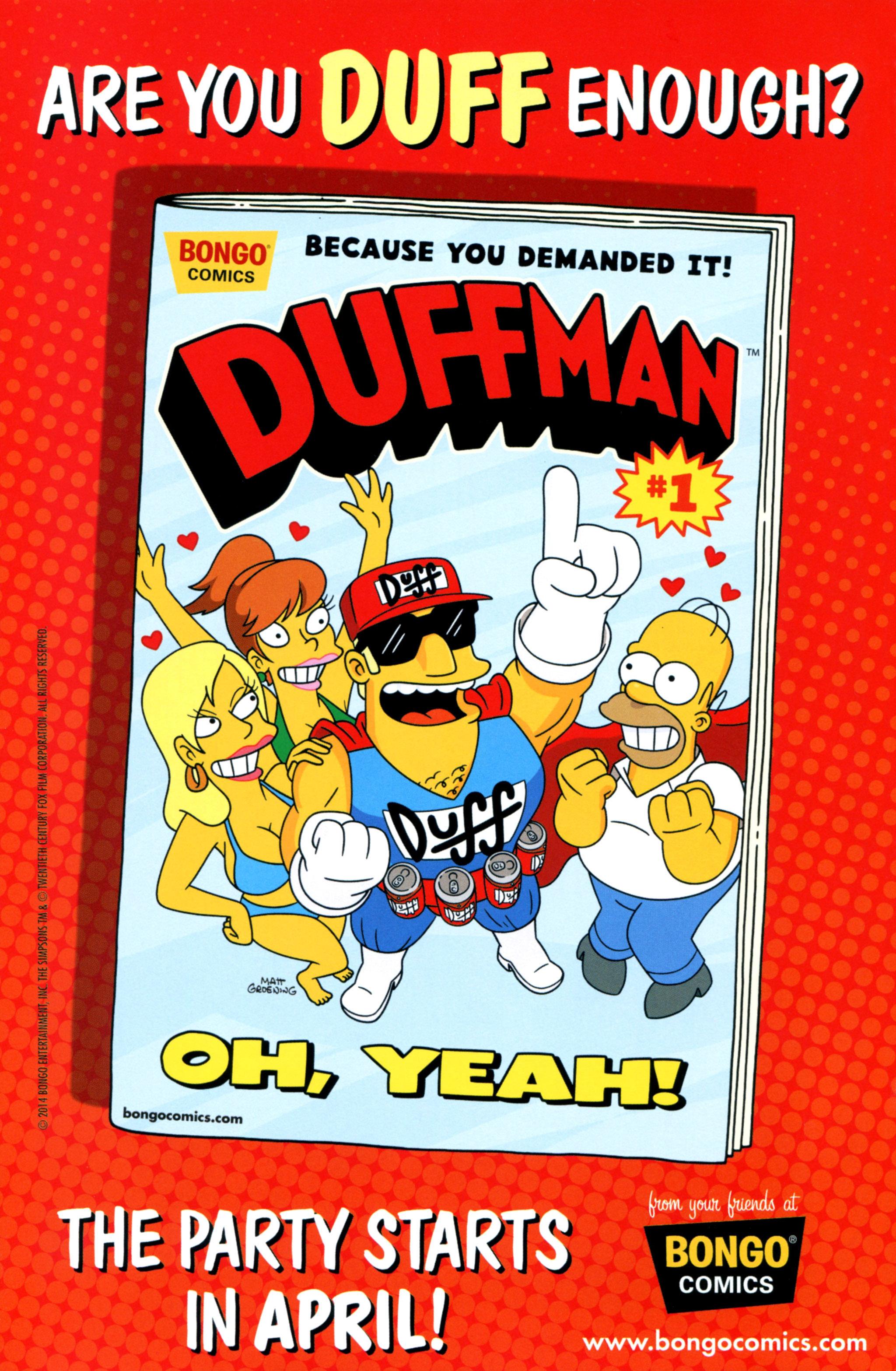 Read online Simpsons Comics comic -  Issue #210 - 30