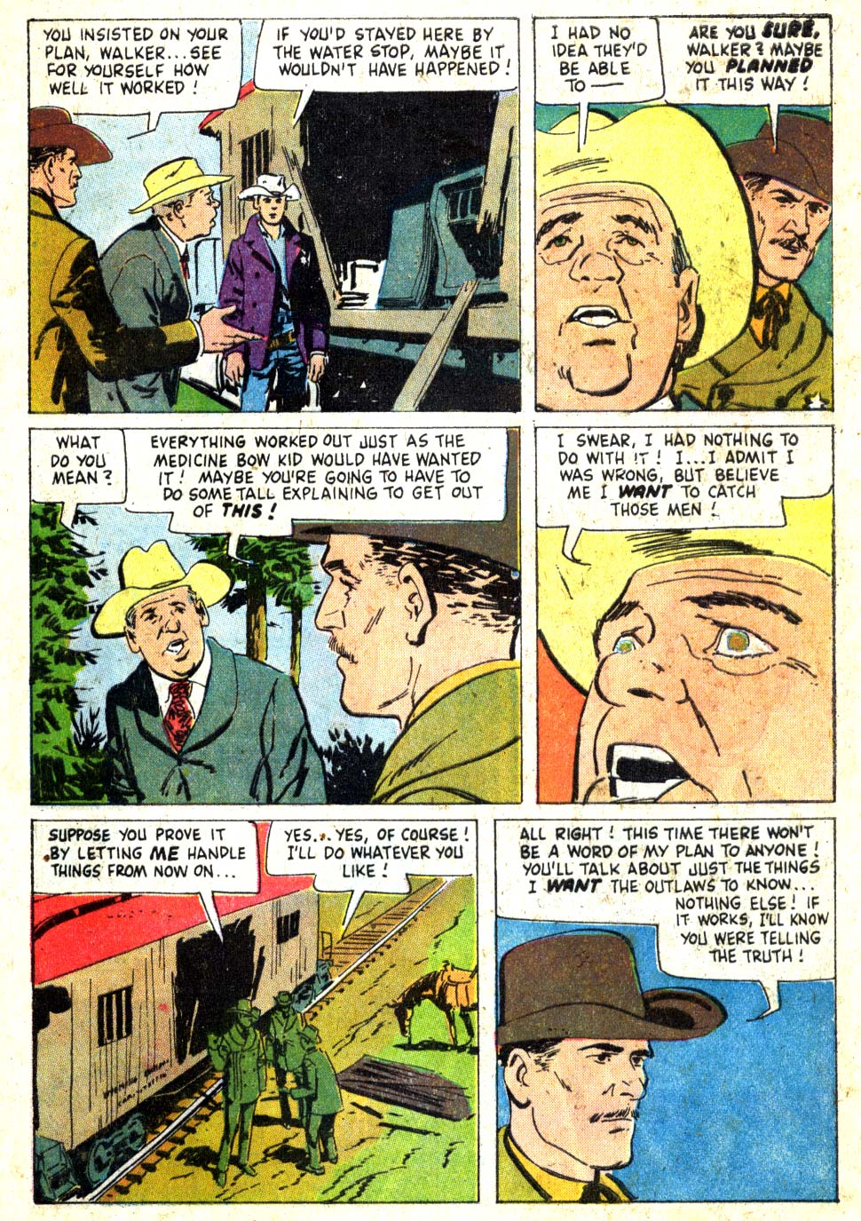 Four Color Comics issue 1035 - Page 29