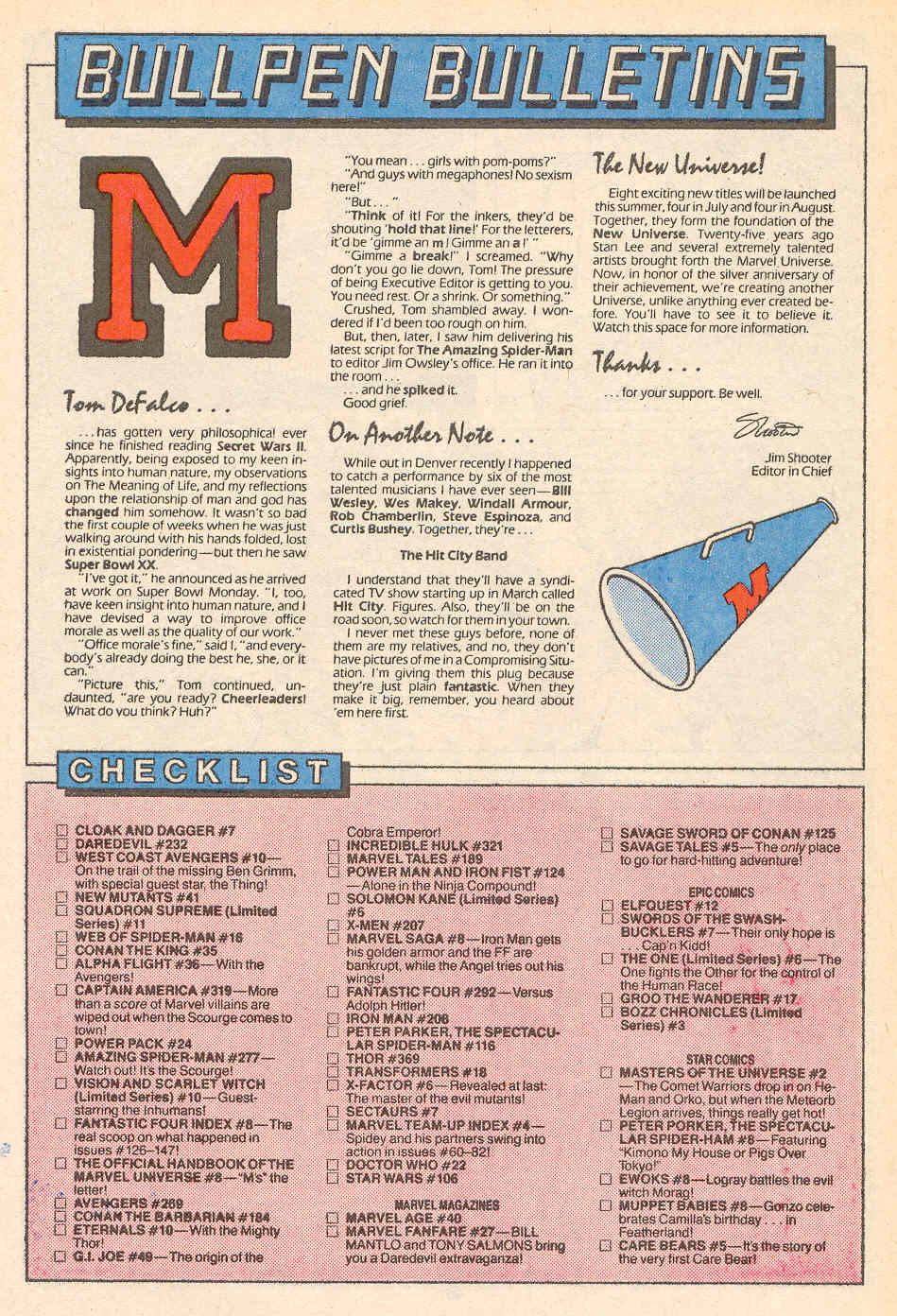 Read online Alpha Flight (1983) comic -  Issue #36 - 22