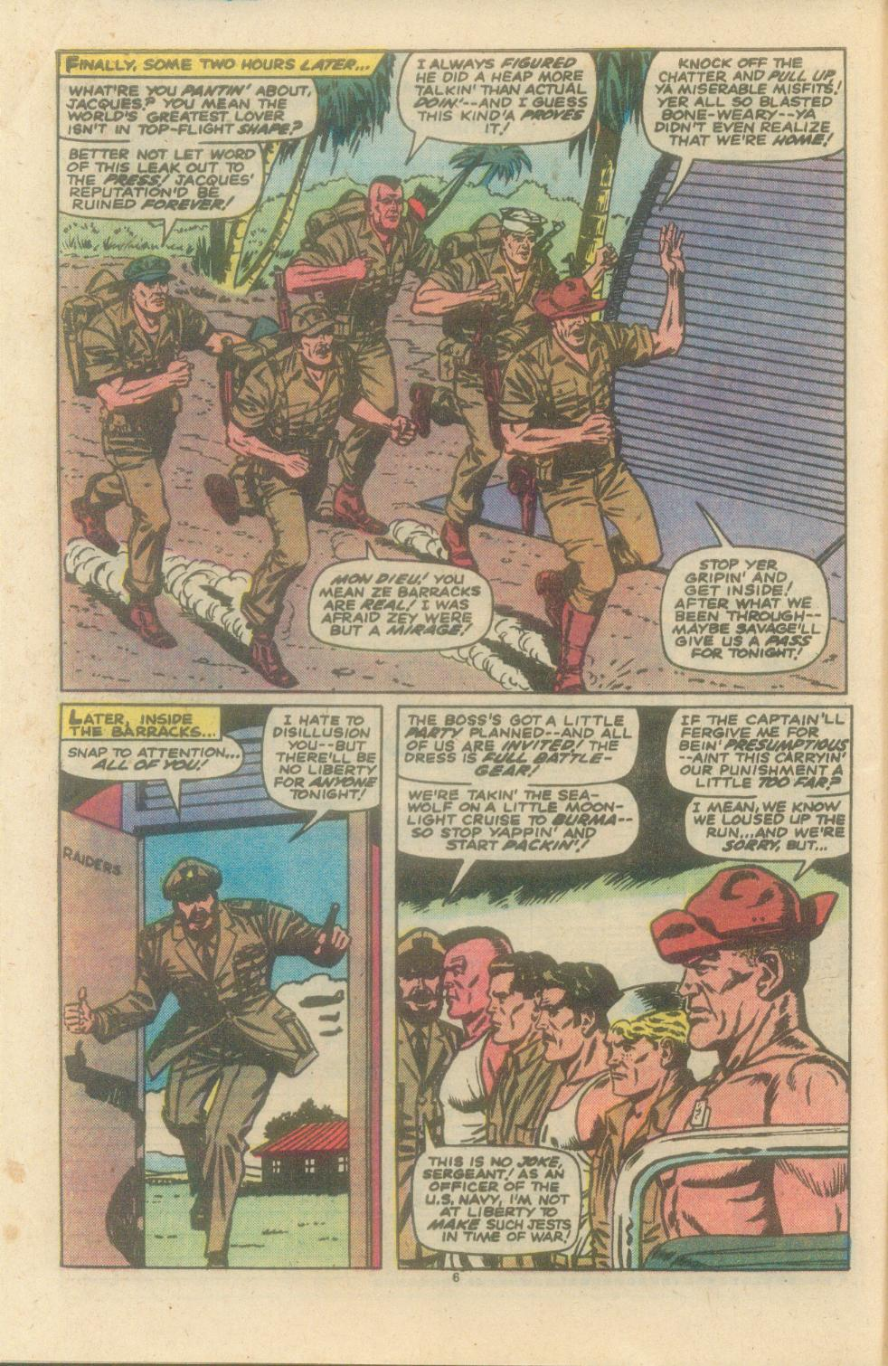 Read online Sgt. Fury comic -  Issue #154 - 8