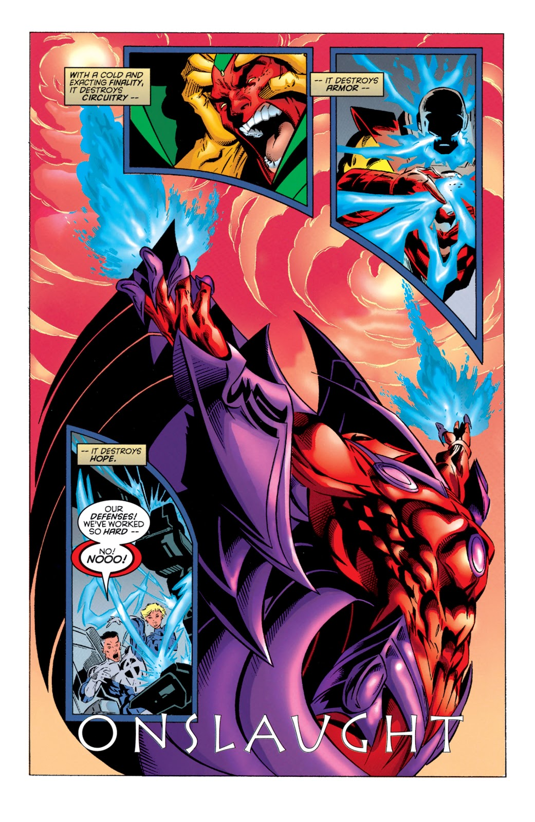 Read online Fantastic Four: The Legend comic -  Issue # Full - 23