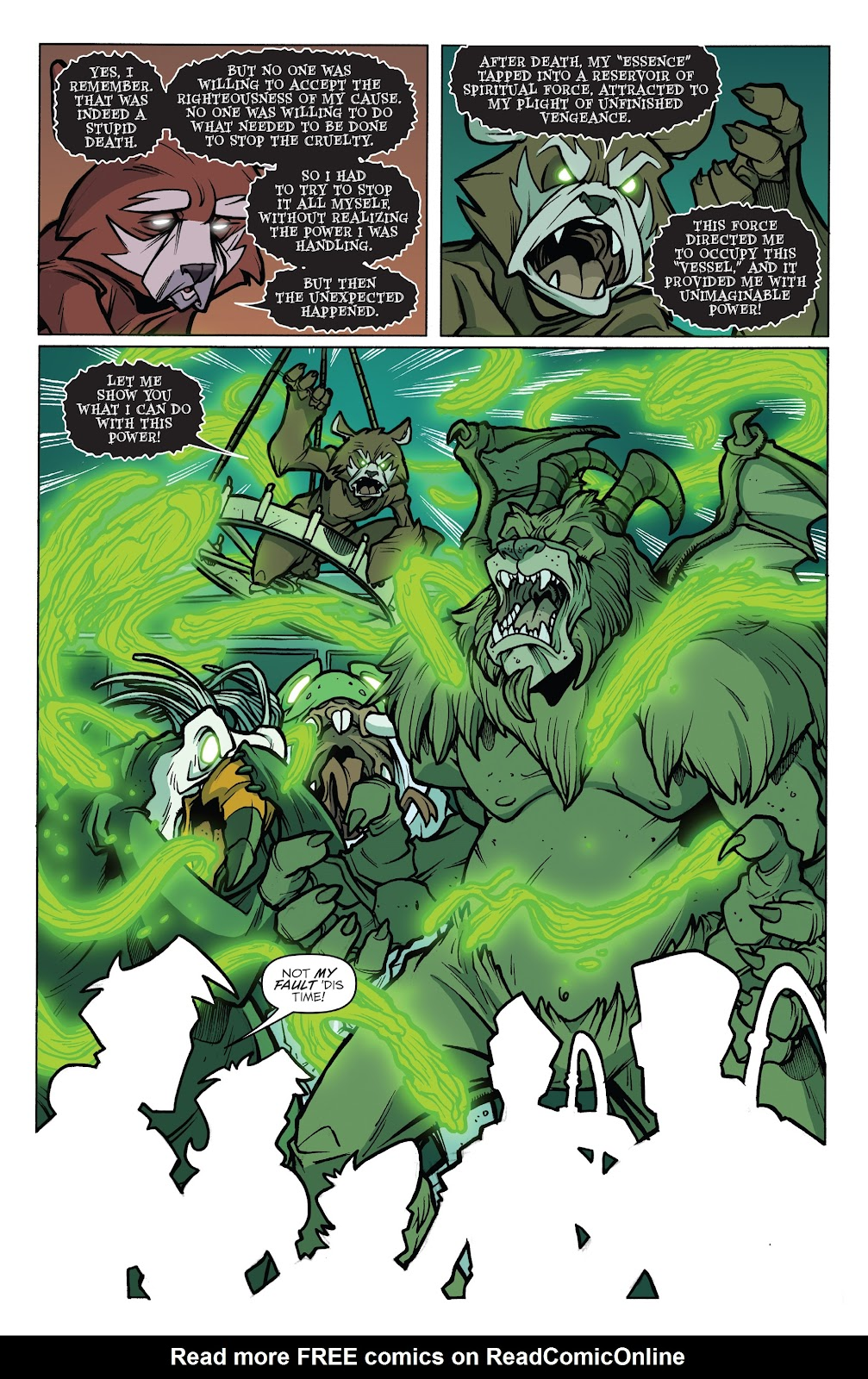 Read online Ghostbusters 35th Anniversary: Extreme comic -  Issue # Full - 17