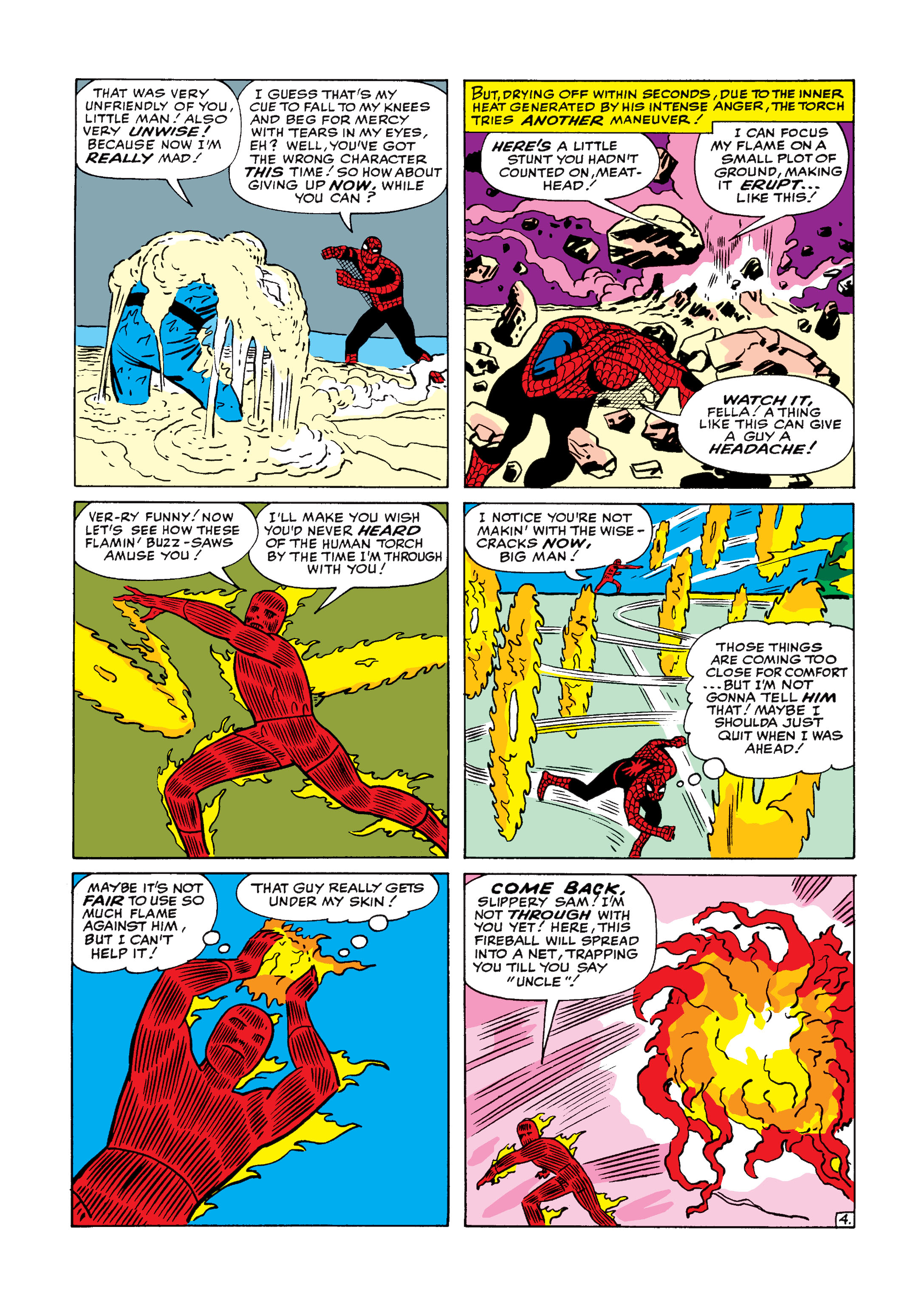 The Amazing Spider-Man (1963) 8 Page 21