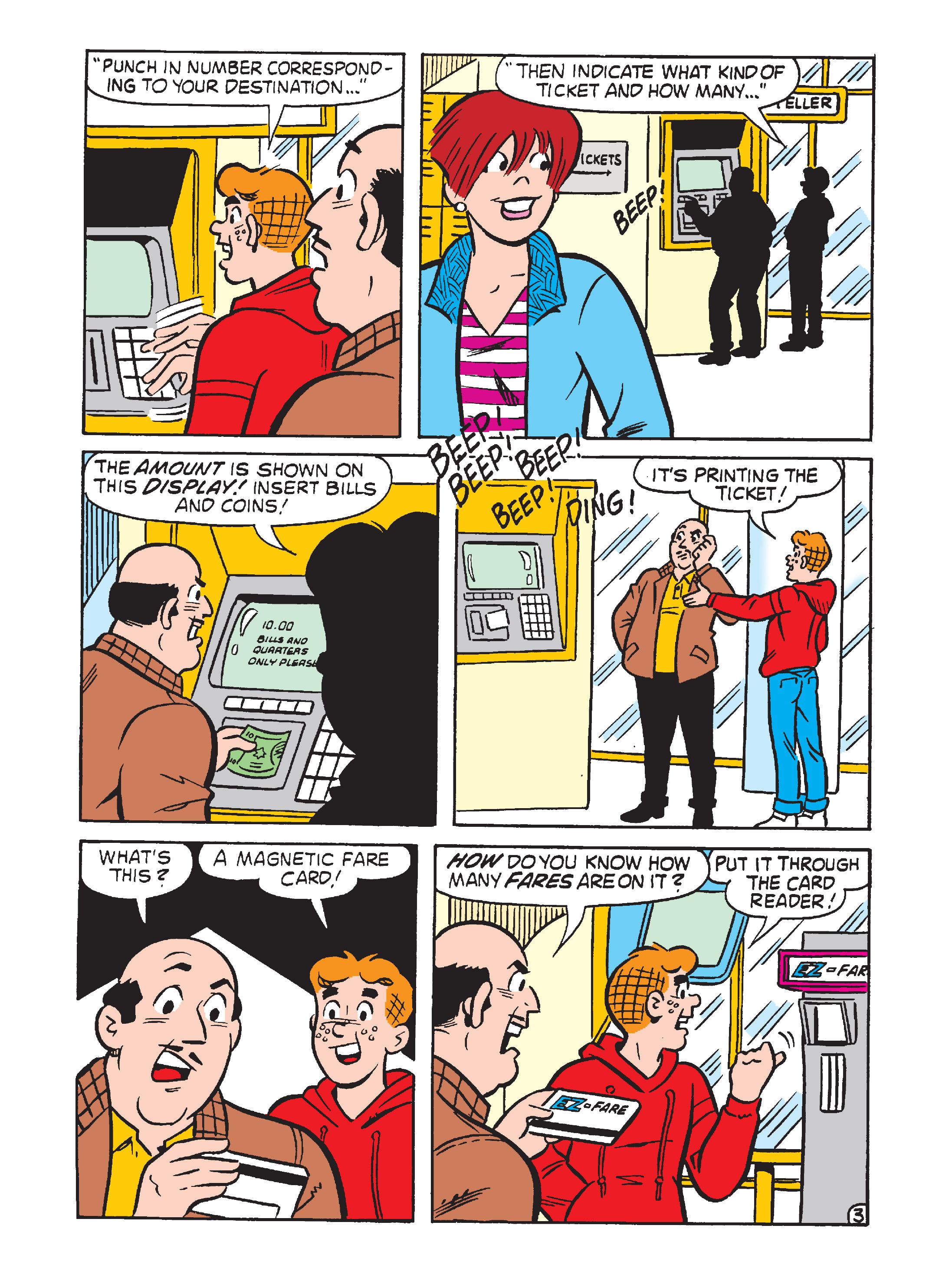 Read online Archie 1000 Page Comics Bonanza comic -  Issue #2 (Part 1) - 154