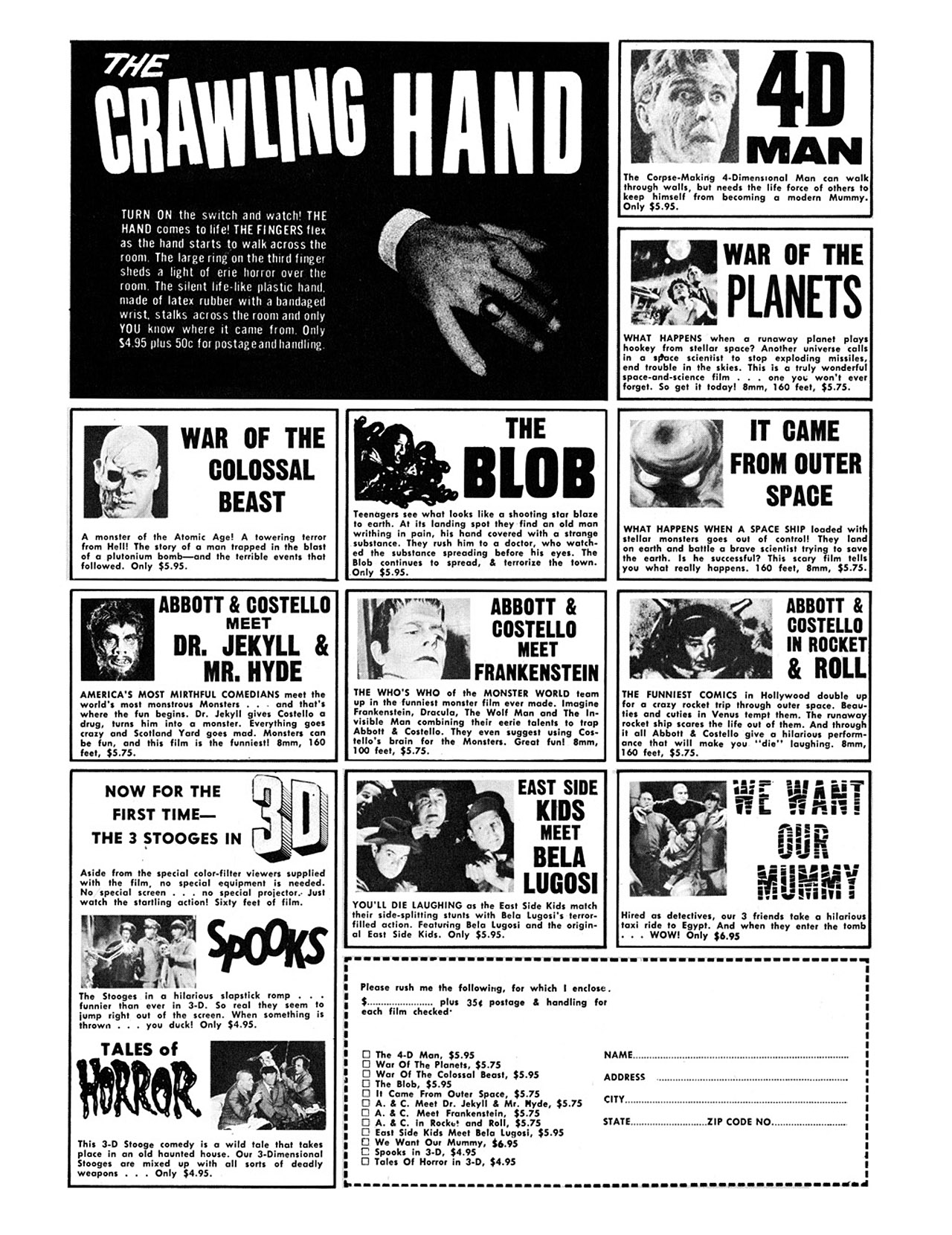 Read online Eerie Archives comic -  Issue # TPB 3 - 257
