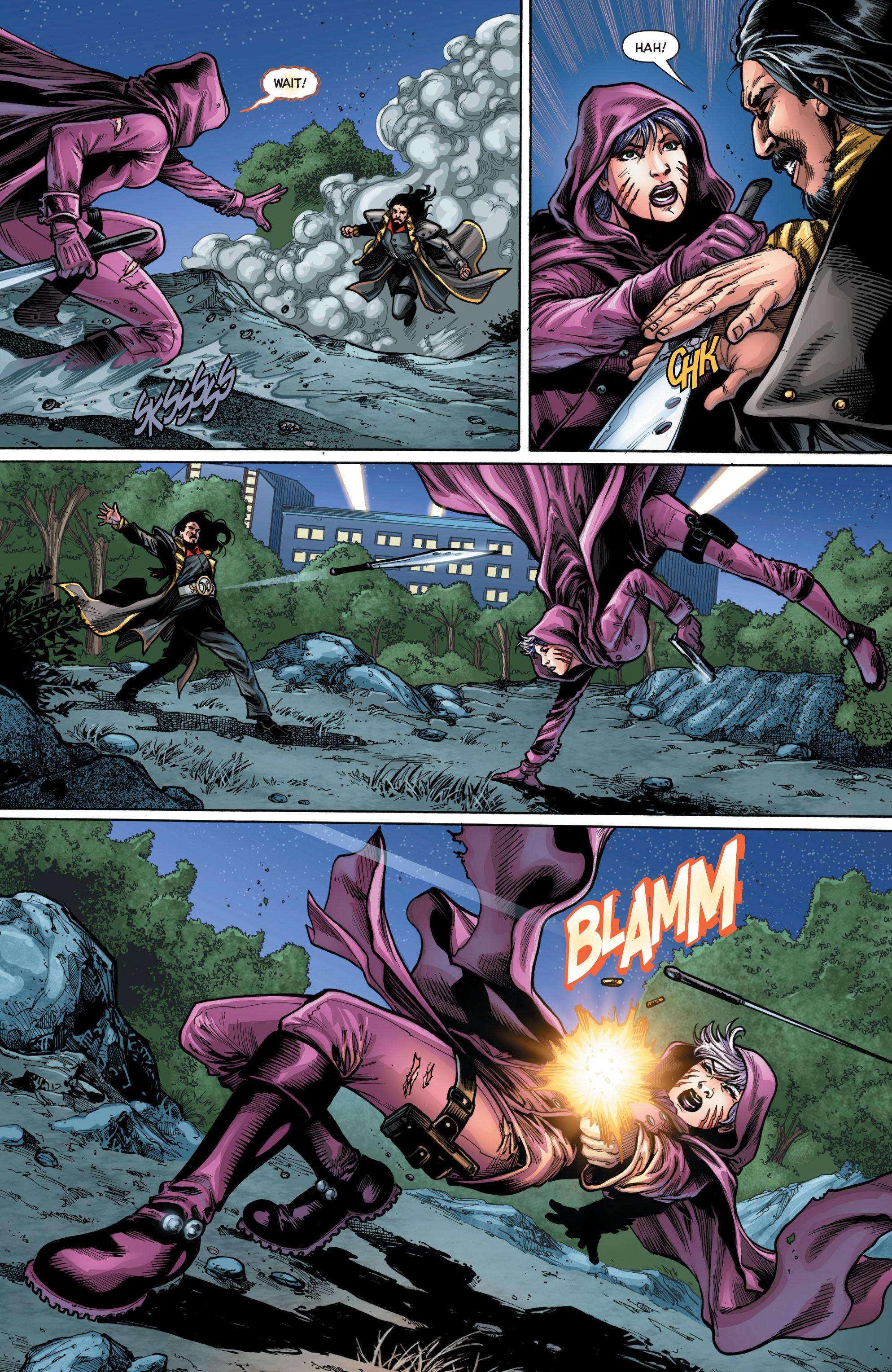 Read online Trinity of Sin: Pandora comic -  Issue #2 - 13