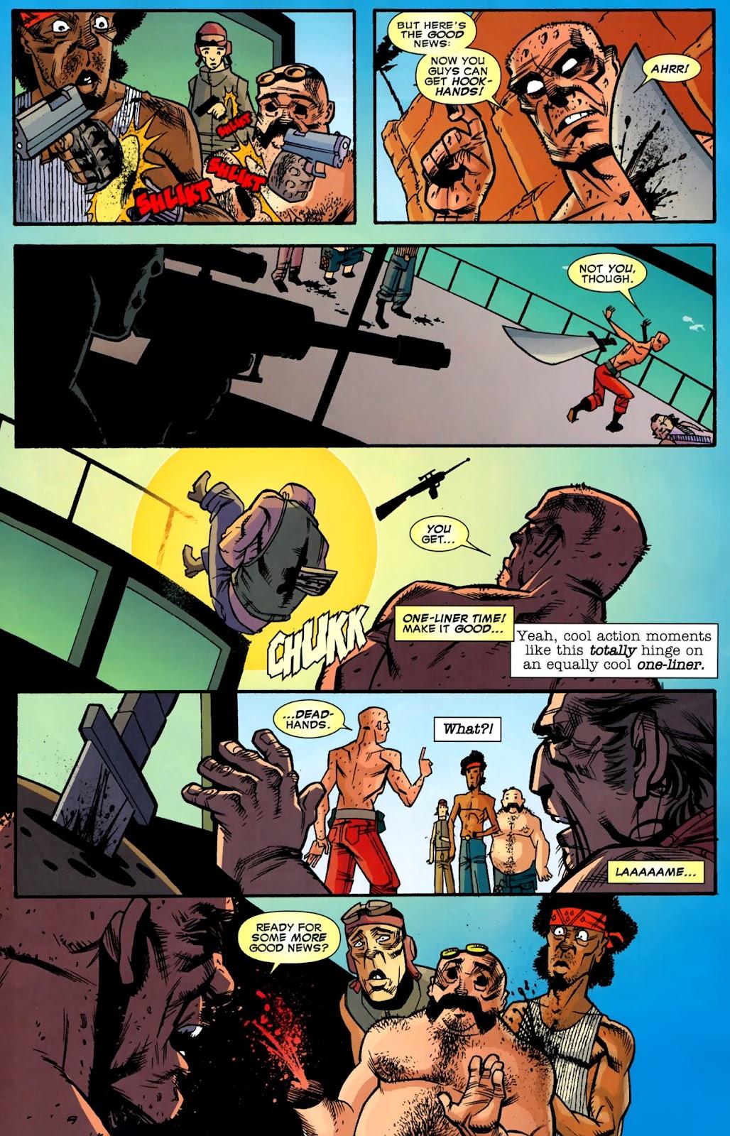Read online Deadpool (2008) comic -  Issue #14 - 13