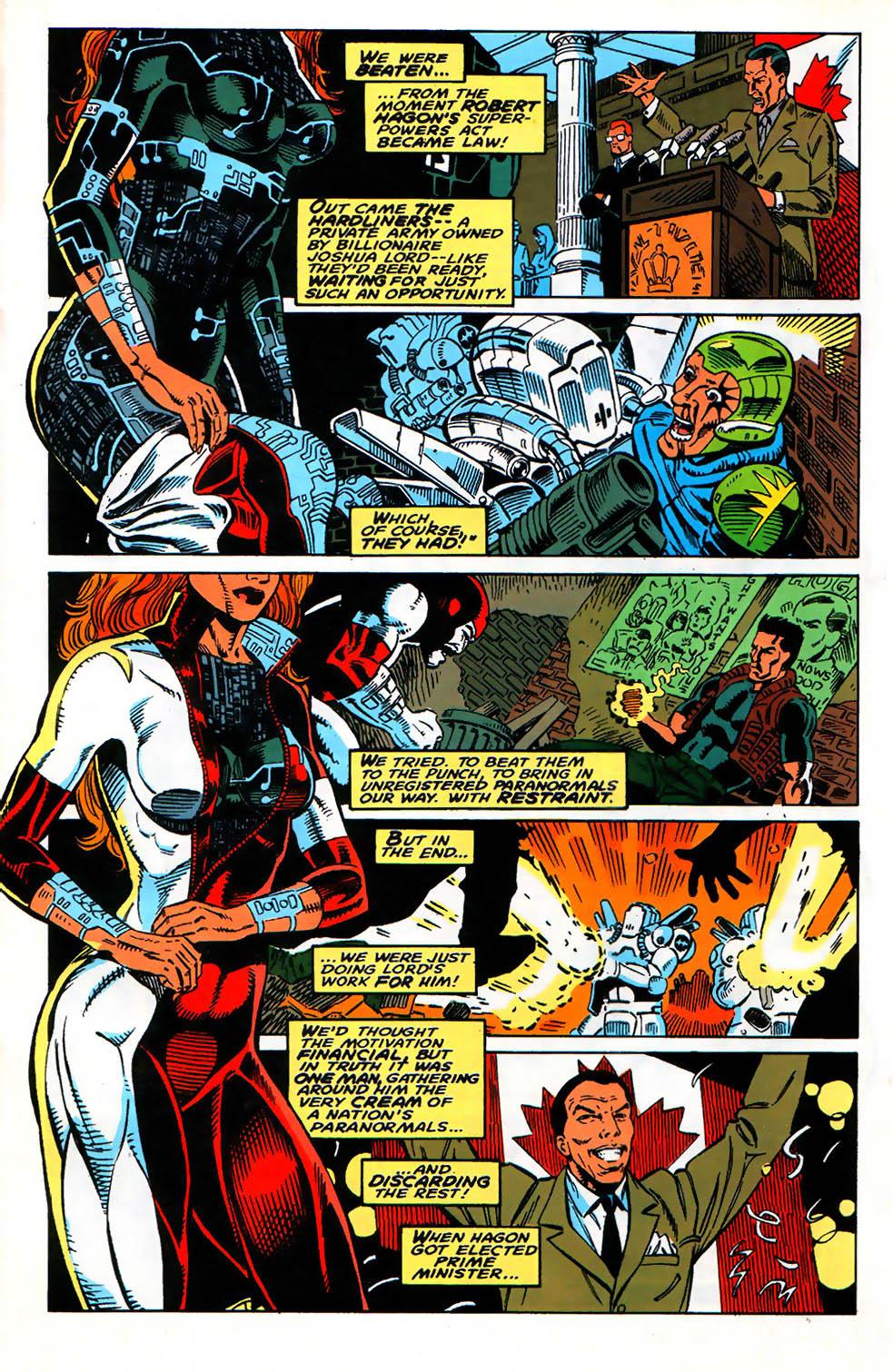Alpha Flight (1983) issue 128 - Page 9