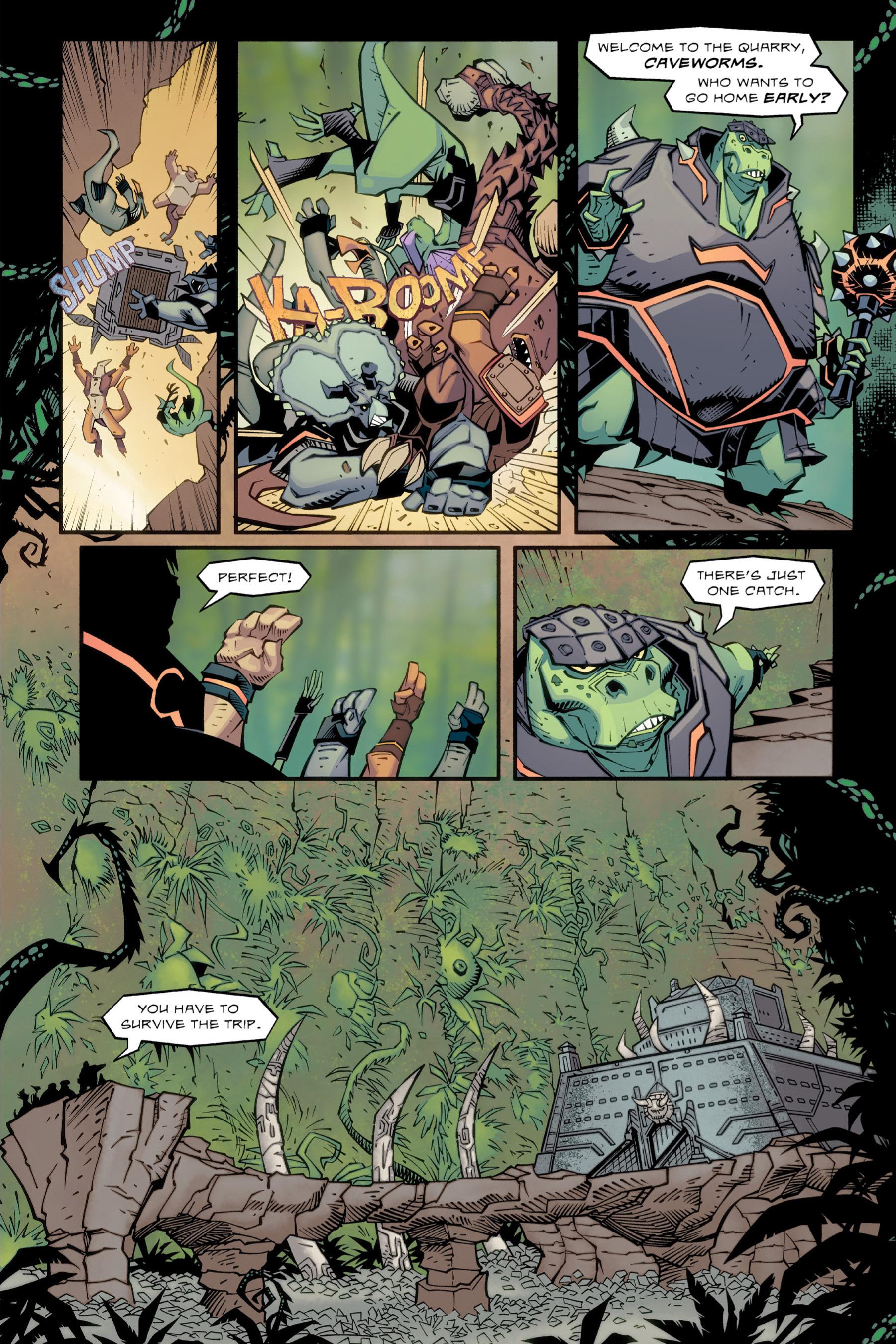 Read online Rexodus comic -  Issue # Full - 67